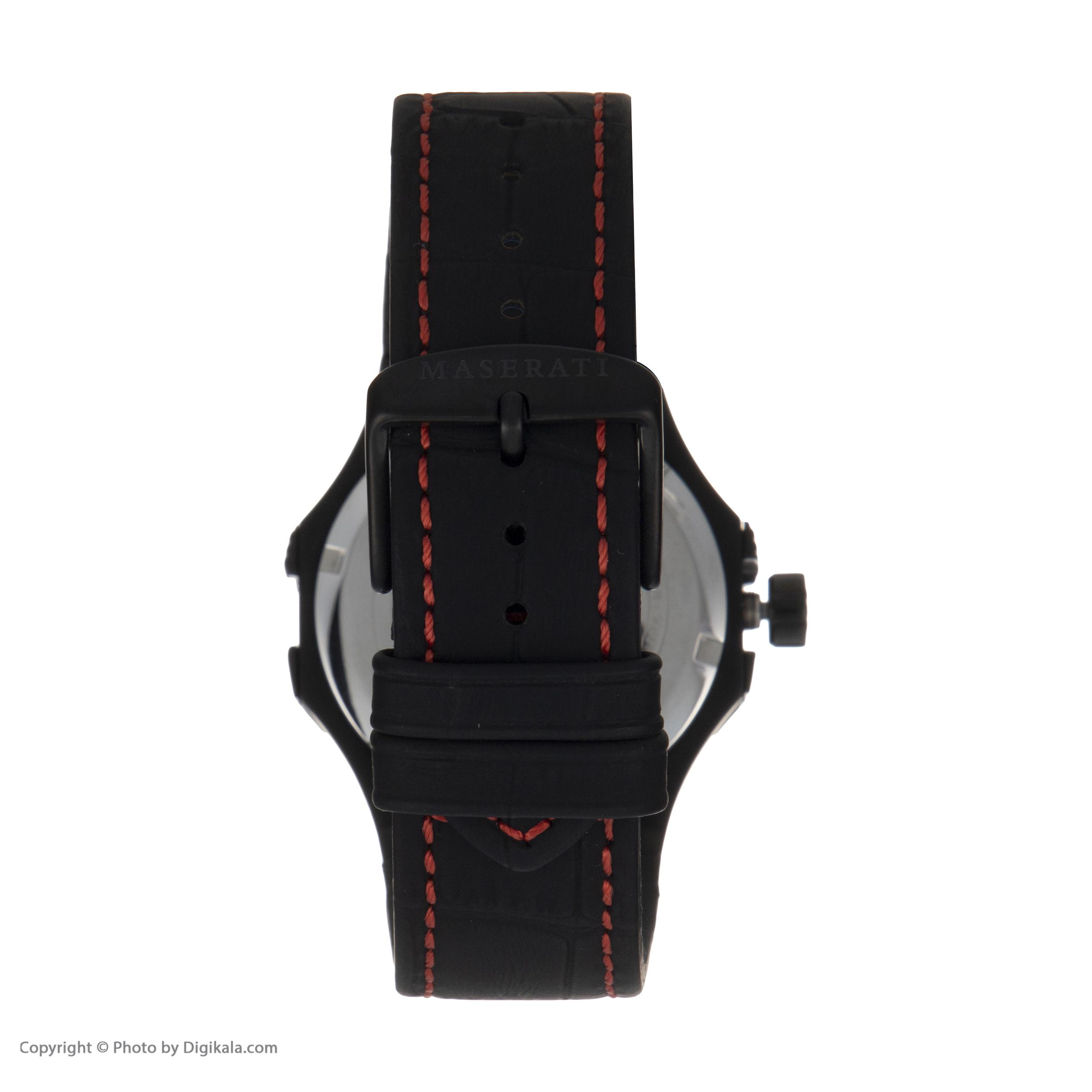 خرید                      ساعت مچی عقربه ای مردانه مازراتی مدل R8851108010