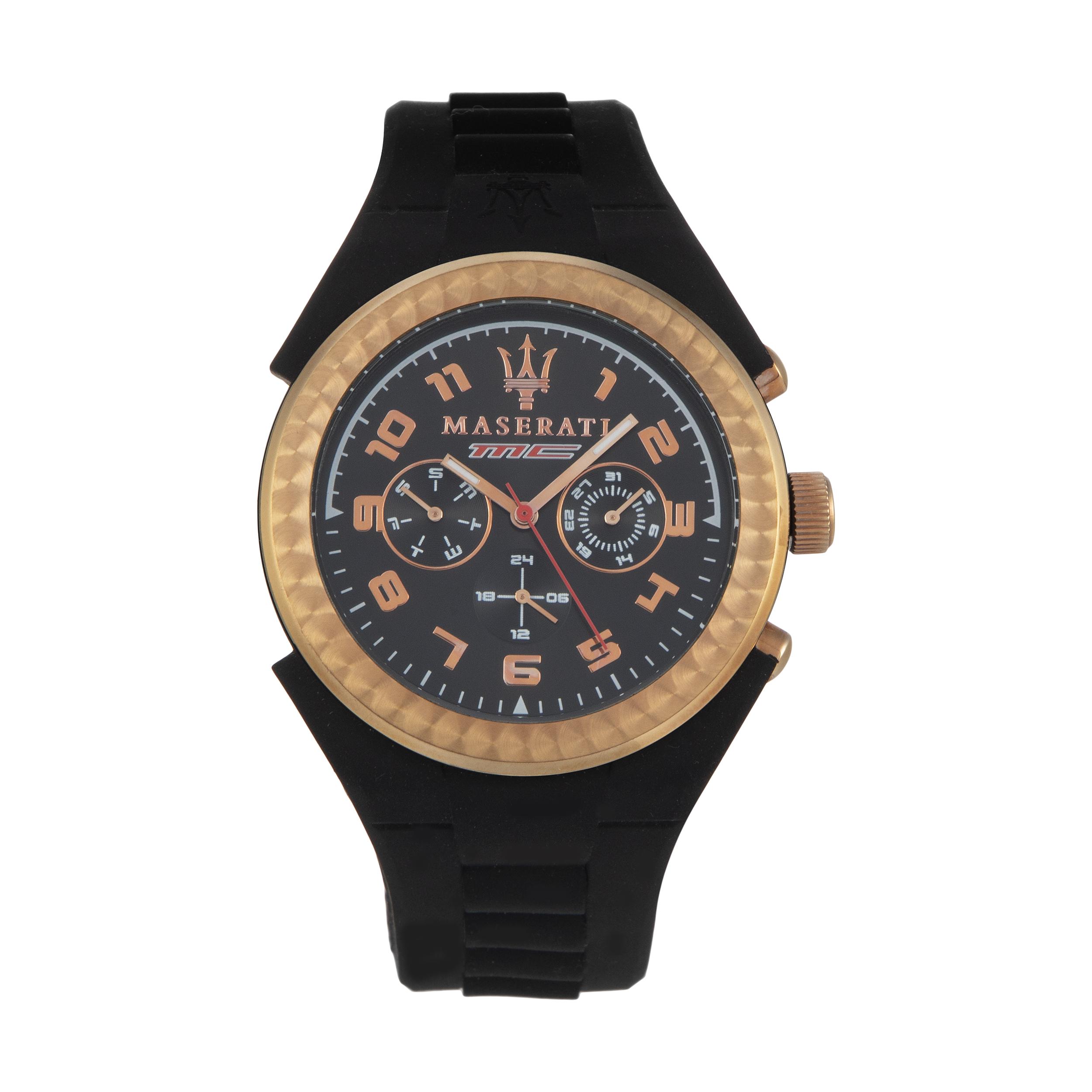 ساعت مچی عقربه ای مردانه مازراتی مدل R8851115008