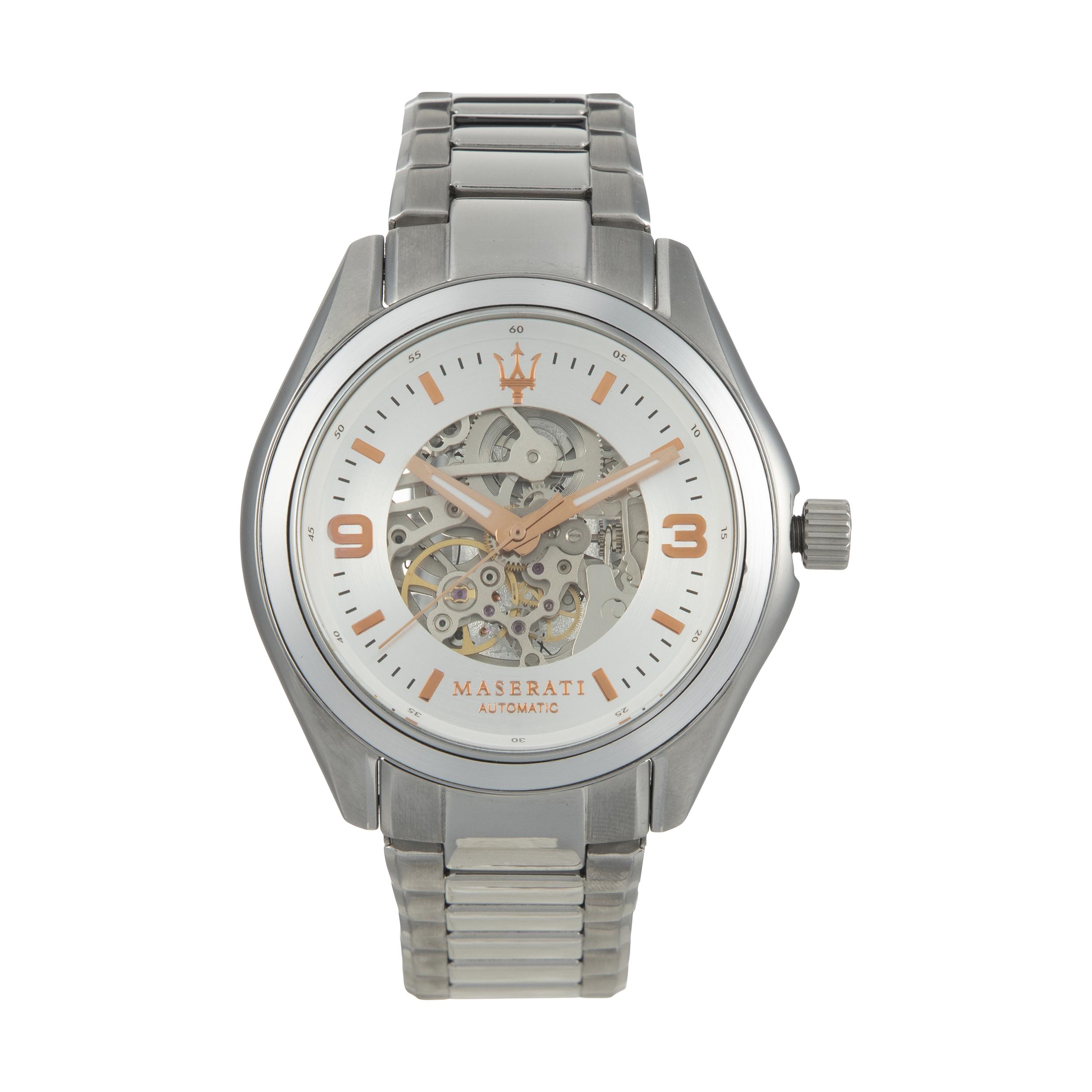 ساعت مچی عقربه ای مردانه مازراتی مدل R8823124001