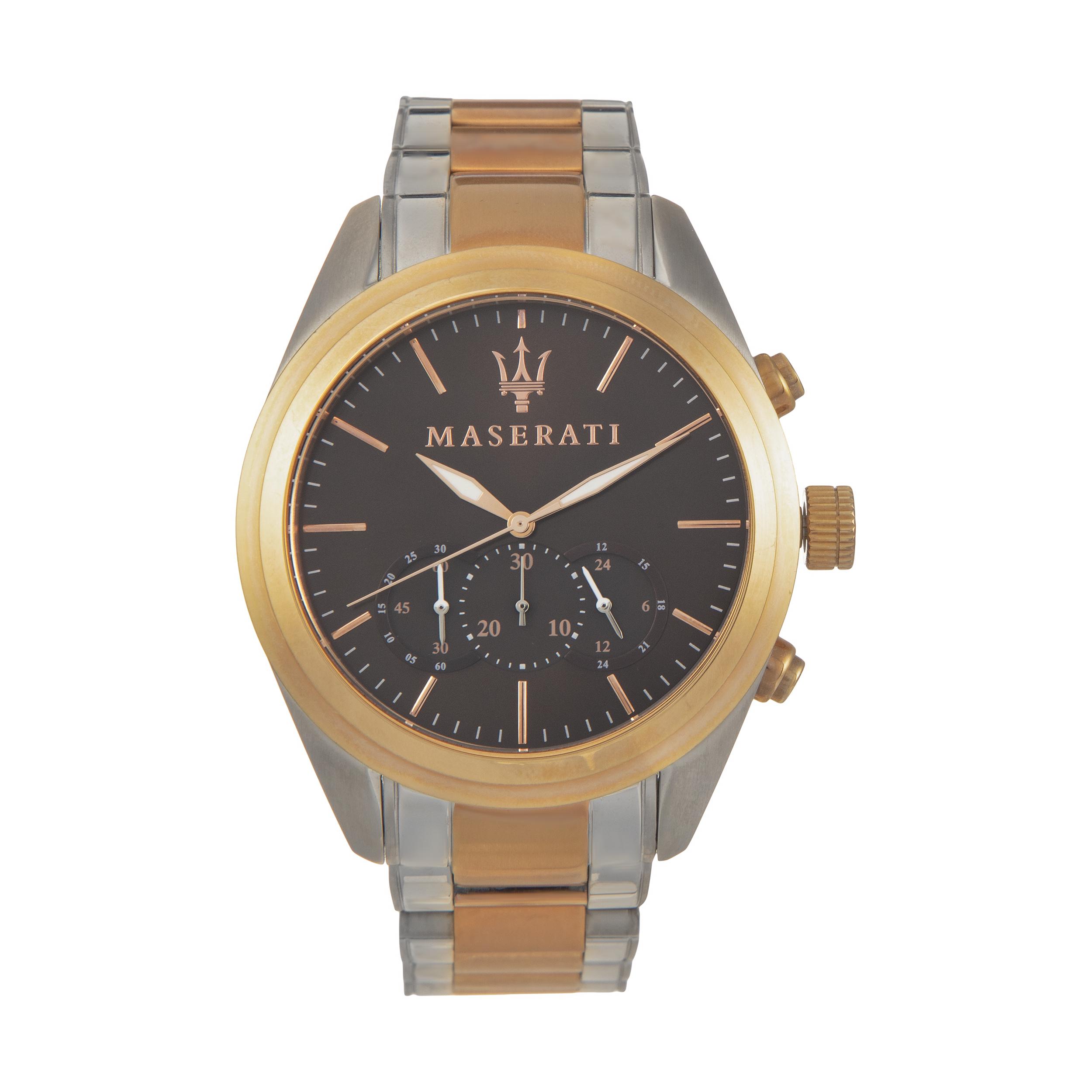 ساعت مچی عقربه ای مردانه مازراتی مدل R8873612003