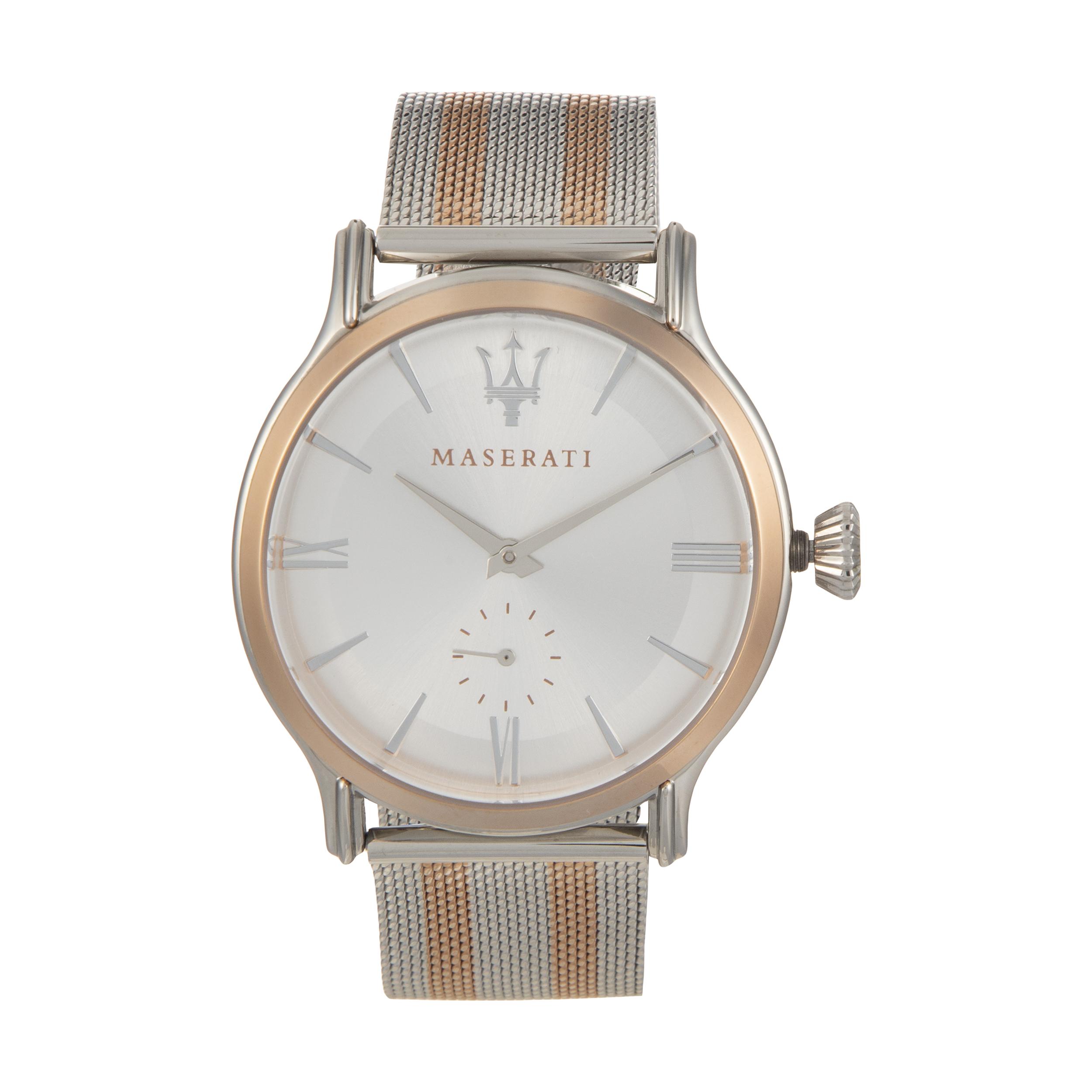 ساعت مچی عقربه ای مردانه مازراتی مدل R8853118005