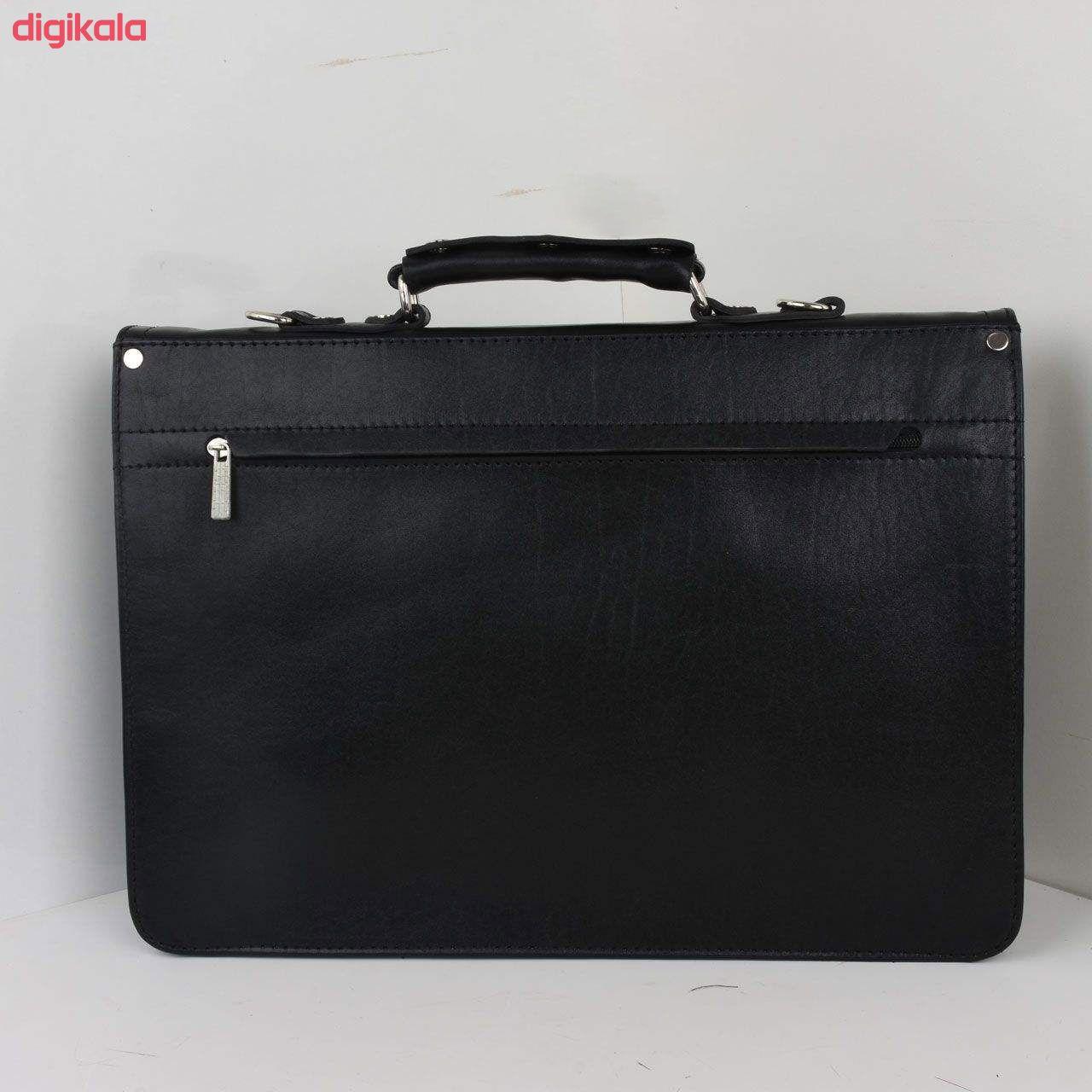 کیف اداری مردانه پارینه چرم مدل L73 main 1 5