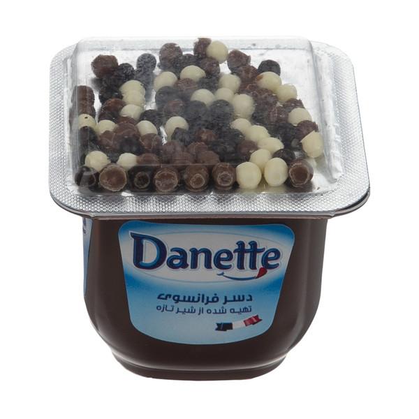 دسر شکلاتی فرانسوی دنت به همراه دراژه شکلاتی - 100 گرم