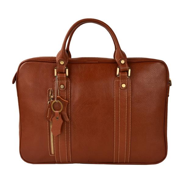 کیف اداری مردانه پارینه چرم مدل L115