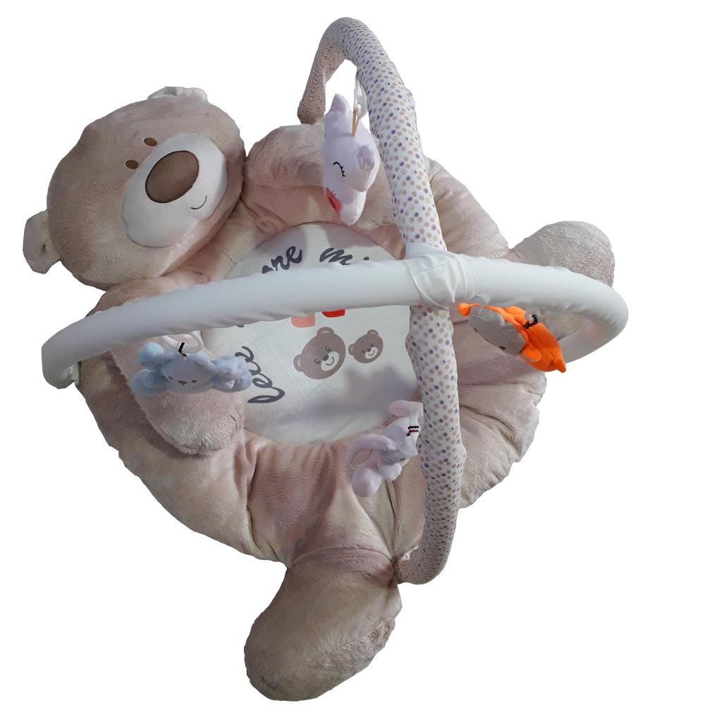 تشک بازی طرح خرس کد 206