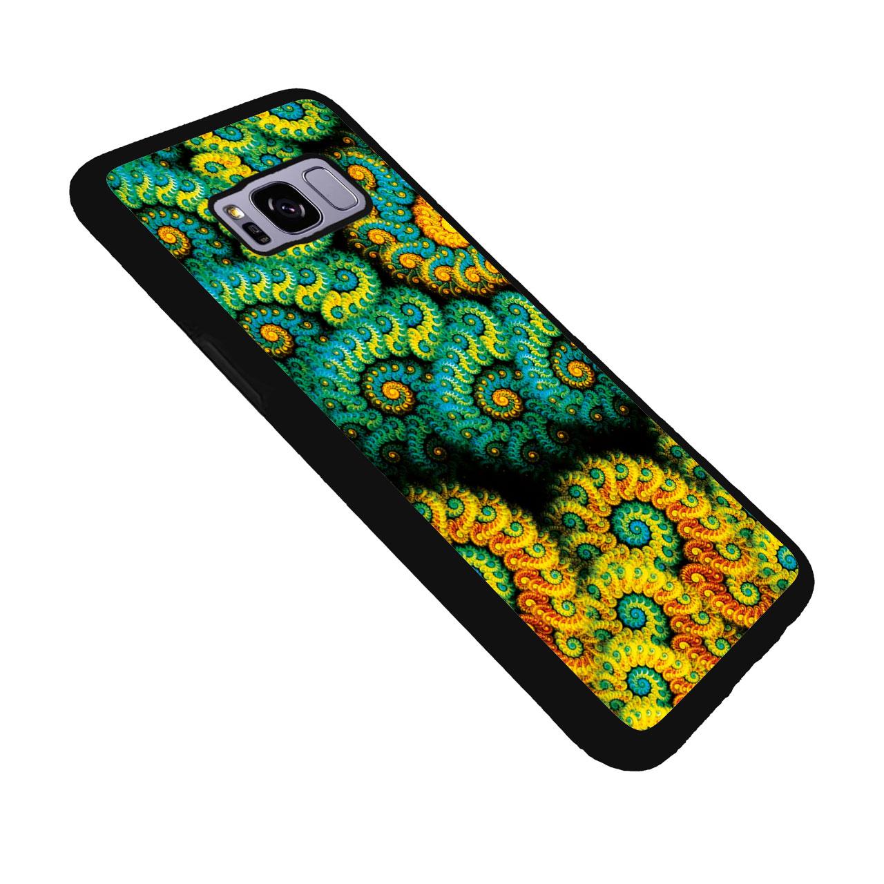 کاور زیزیپ مدل 125G - 2d مناسب برای گوشی موبایل سامسونگ galaxy s8