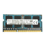 رم لپ تاپ DDR3L تک کاناله 1600 مگاهرتز CL11 اس کی هاینیکس مدل HMT41GS6BFR8A ظرفیت 8 گیگابایت thumb