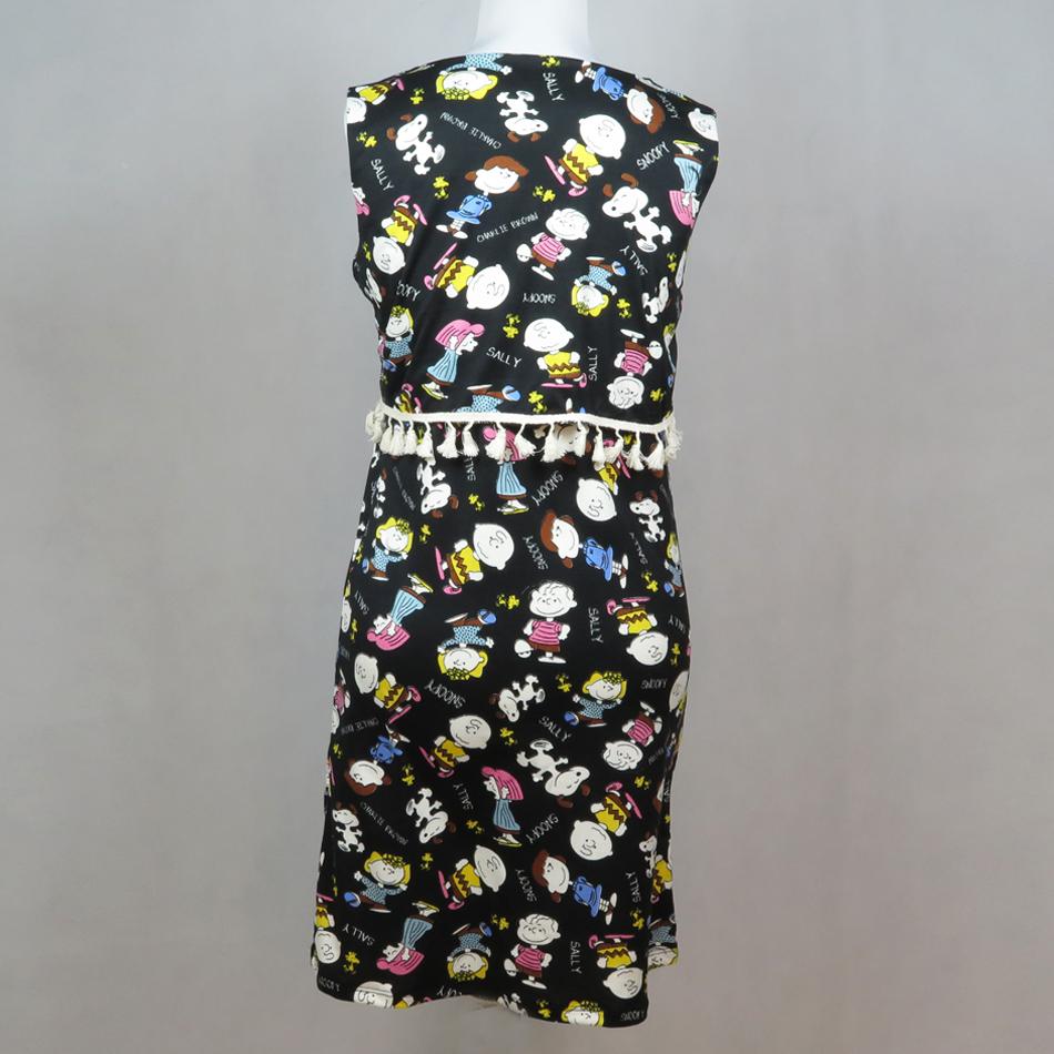 پیراهن راحتی زنانه کد brfp-202 رنگ مشکی