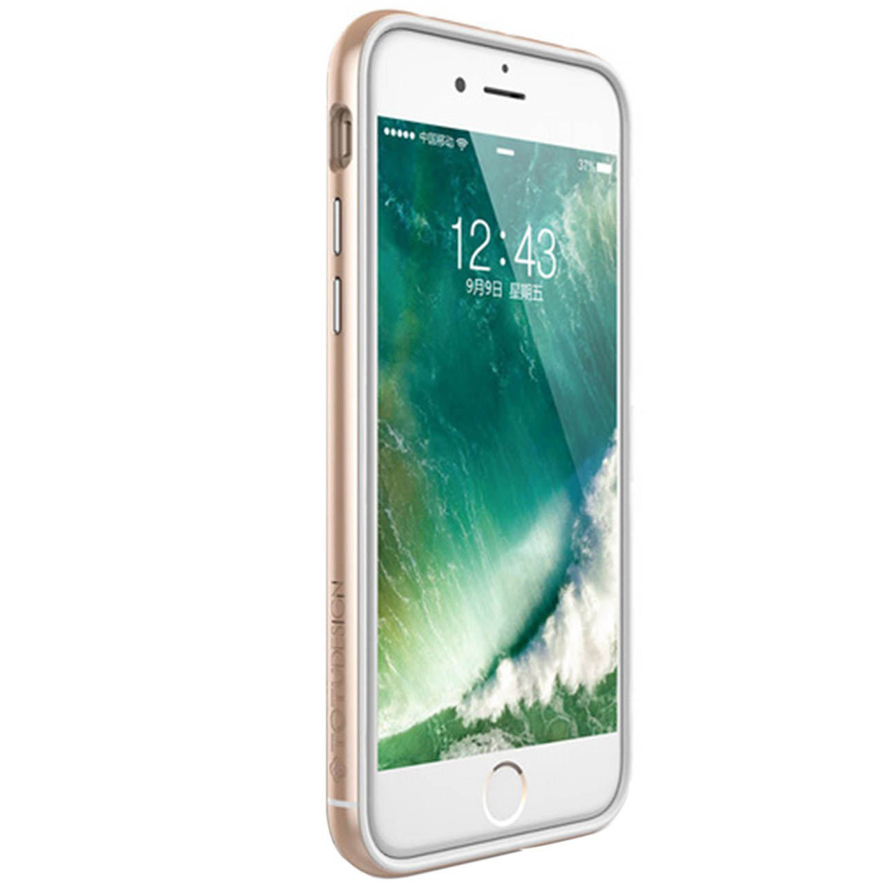 بامپر توتو مدل Design مناسب برای گوشی موبایل اپل Iphone 6 Plus / 6S Plus