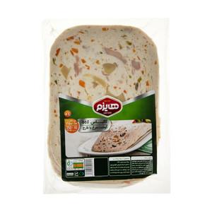 کالباس 55 درصد گوشت مرغ و قارچ هایزم - 250 گرم