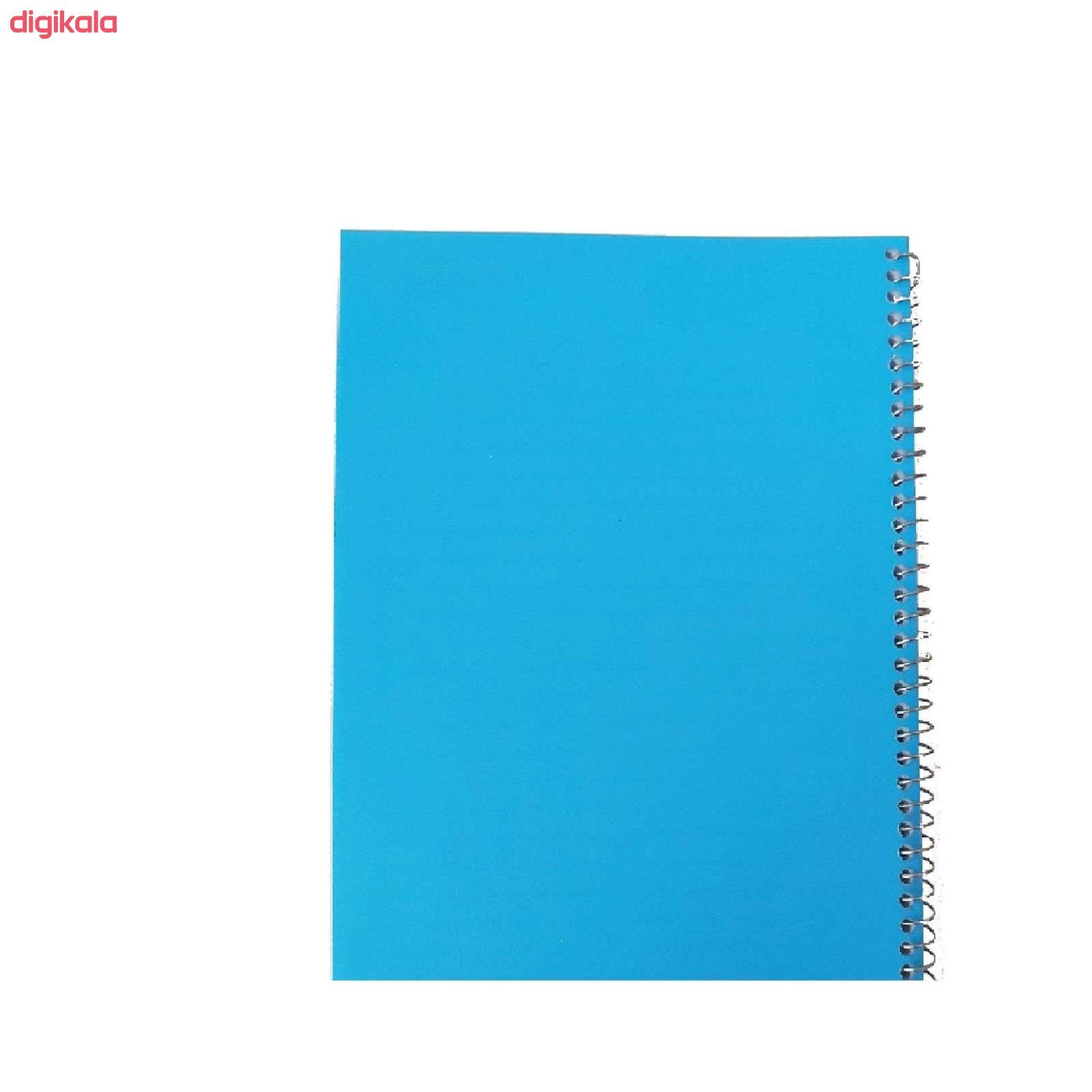 دفتر نقاشی 50 برگ کد SI-PP-50 main 1 3
