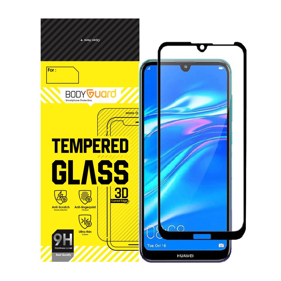 محافظ صفحه نمایش مات بادیگارد مدل MH مناسب برای گوشی موبایل هوآوی Y7 Prime 2019