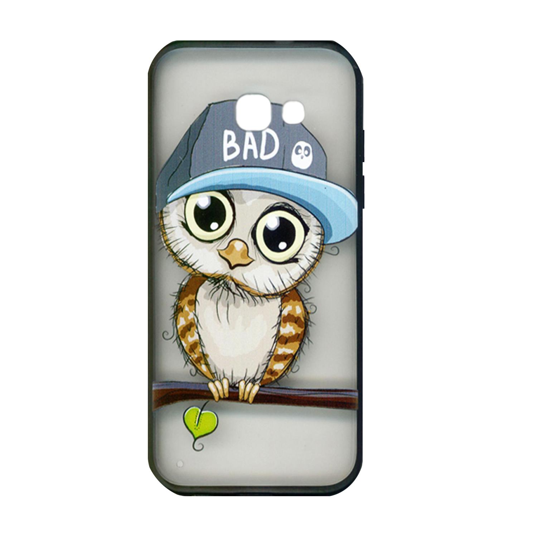 کاور طرح حیوانات کد 3333 مناسب برای گوشی موبایل سامسونگ Galaxy A7 2017