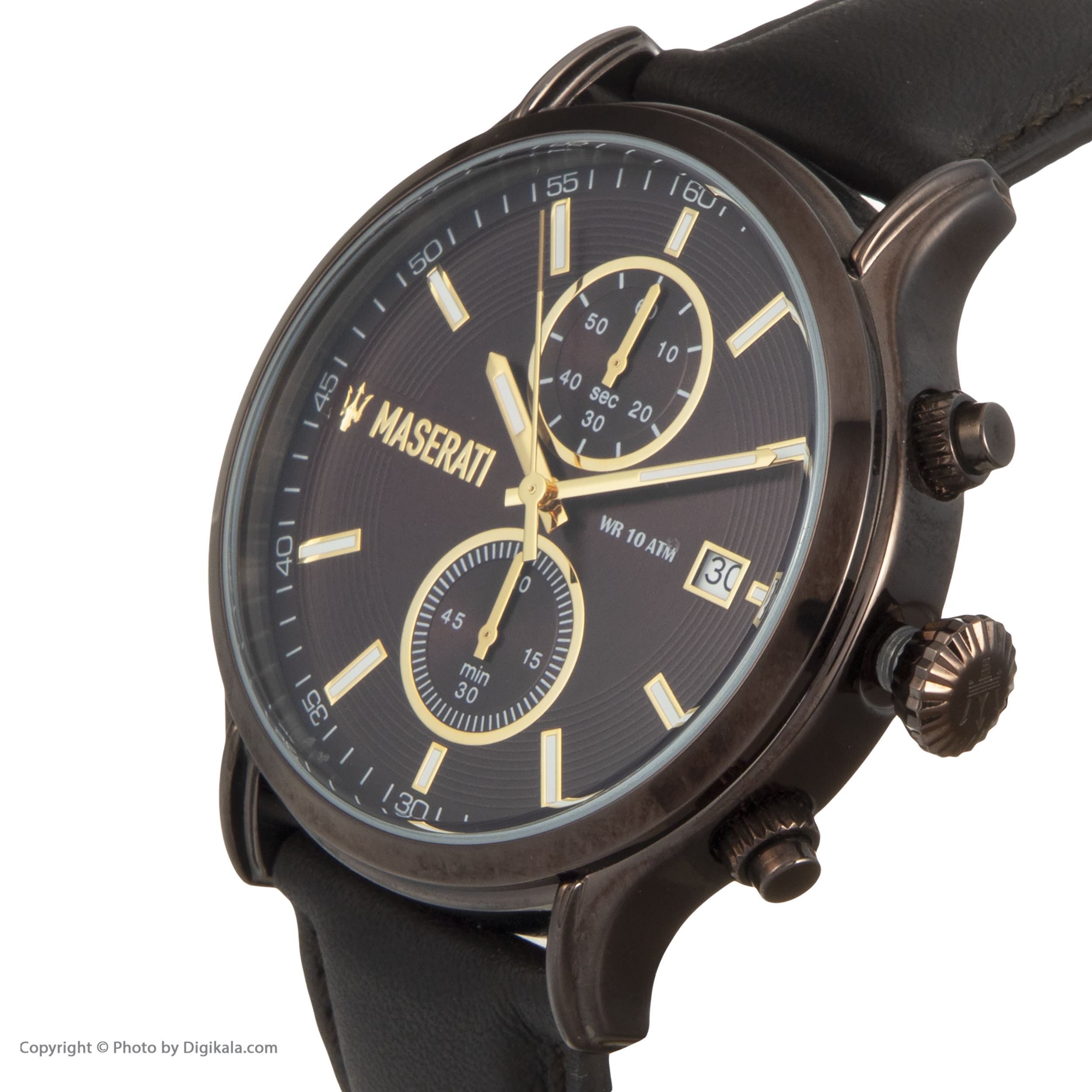 ساعت مچی عقربه ای مردانه مازراتی مدل R8871618006              ارزان