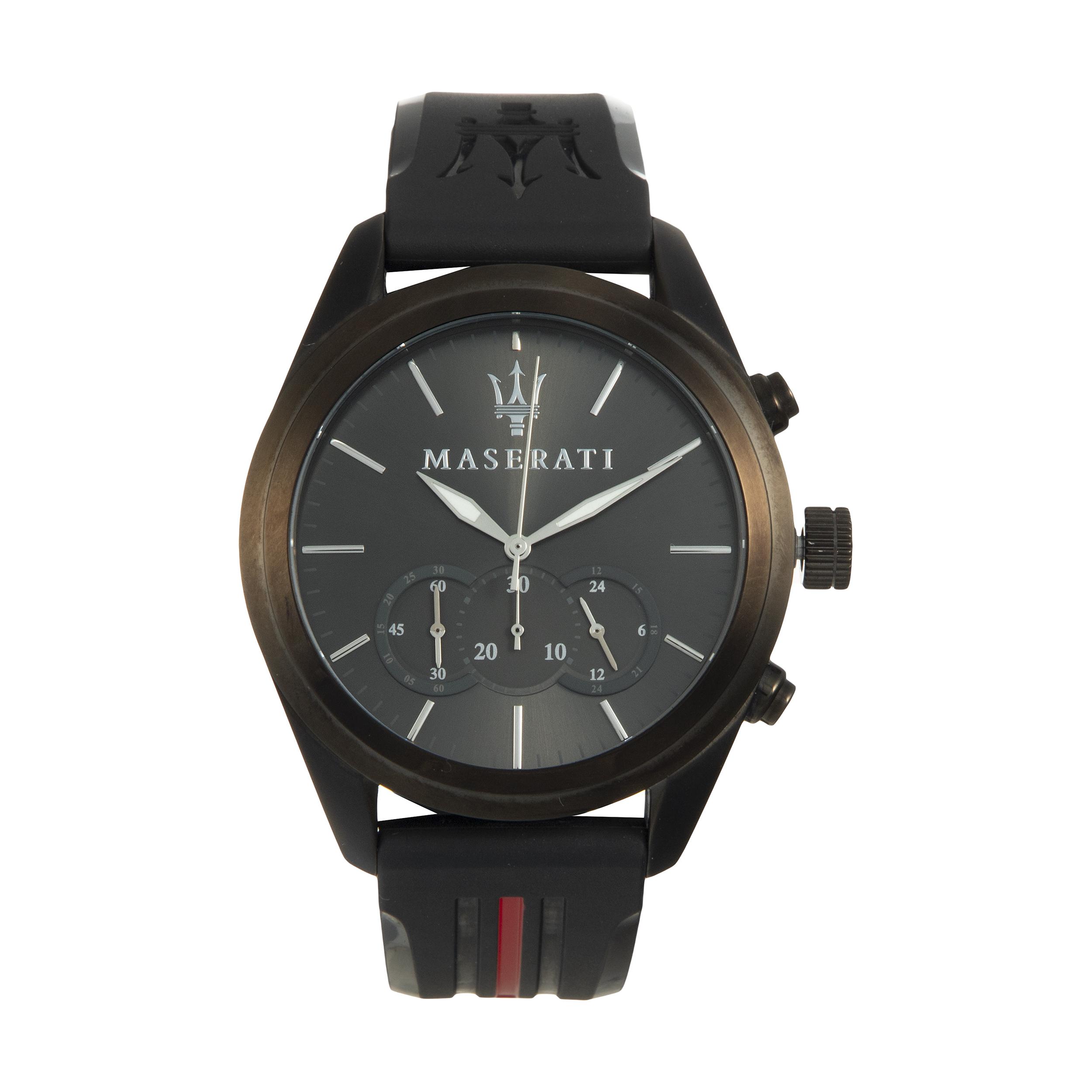 ساعت مچی عقربه ای مردانه مازراتی مدل R8871612004