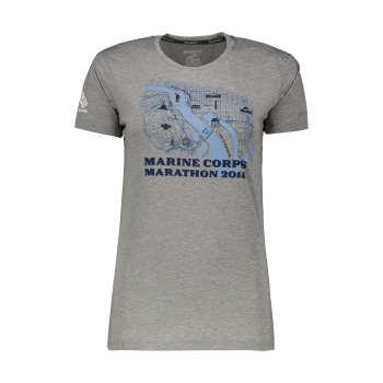 تیشرت ورزشی زنانه بروکس کد L-38