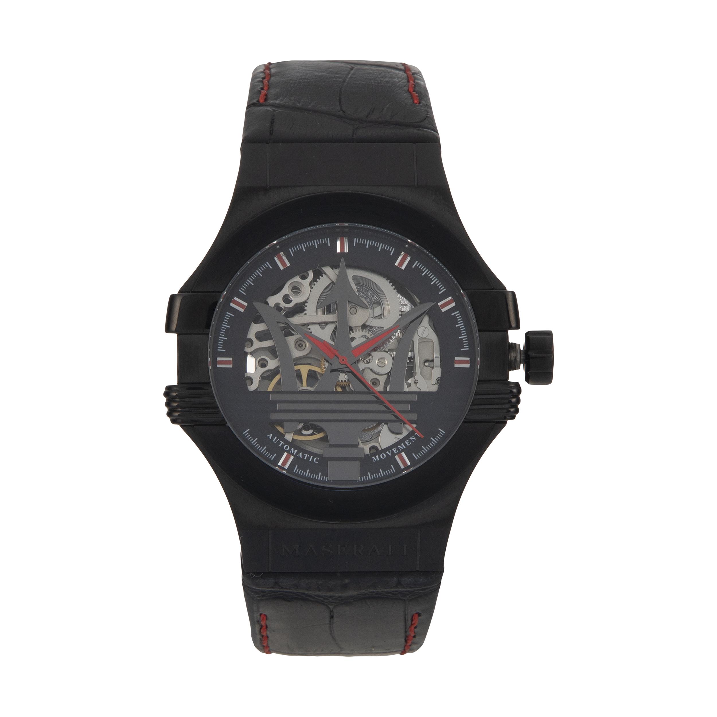 ساعت مچی عقربه ای مردانه مازراتی مدل R8821108010