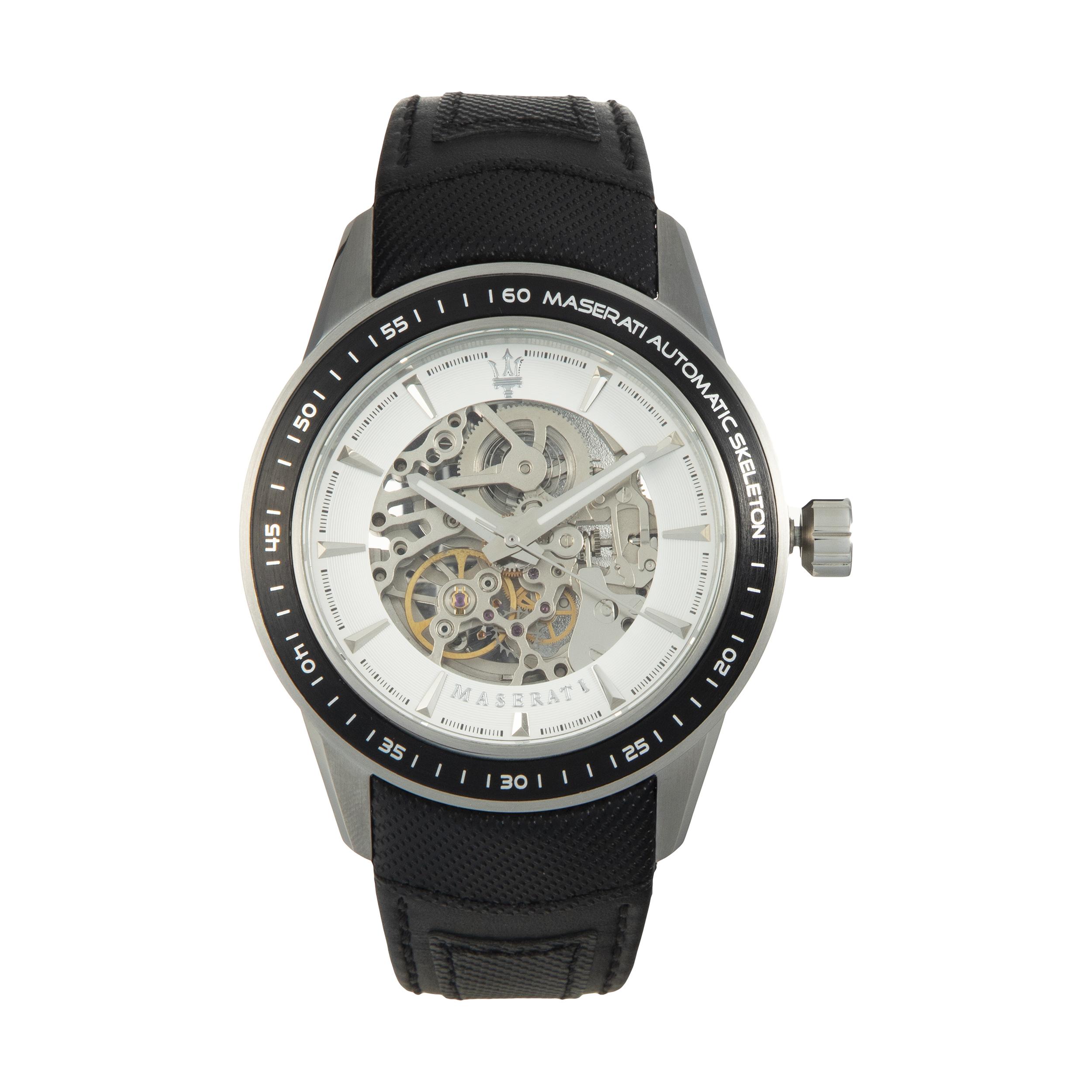 ساعت مچی عقربه ای مردانه مازراتی مدل R8821110003