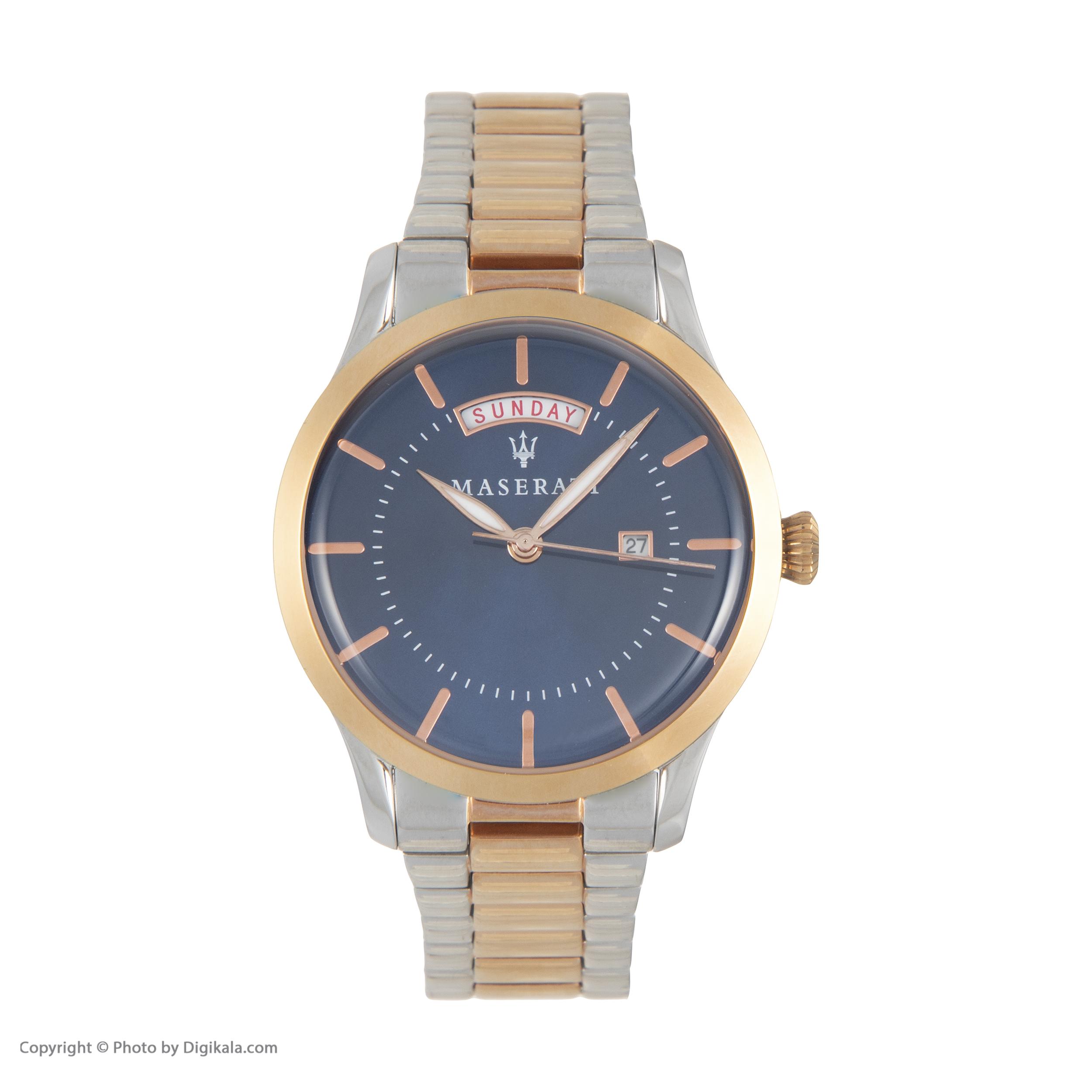 ساعت مچی  مردانه مازراتی مدل R8853125001              اصل