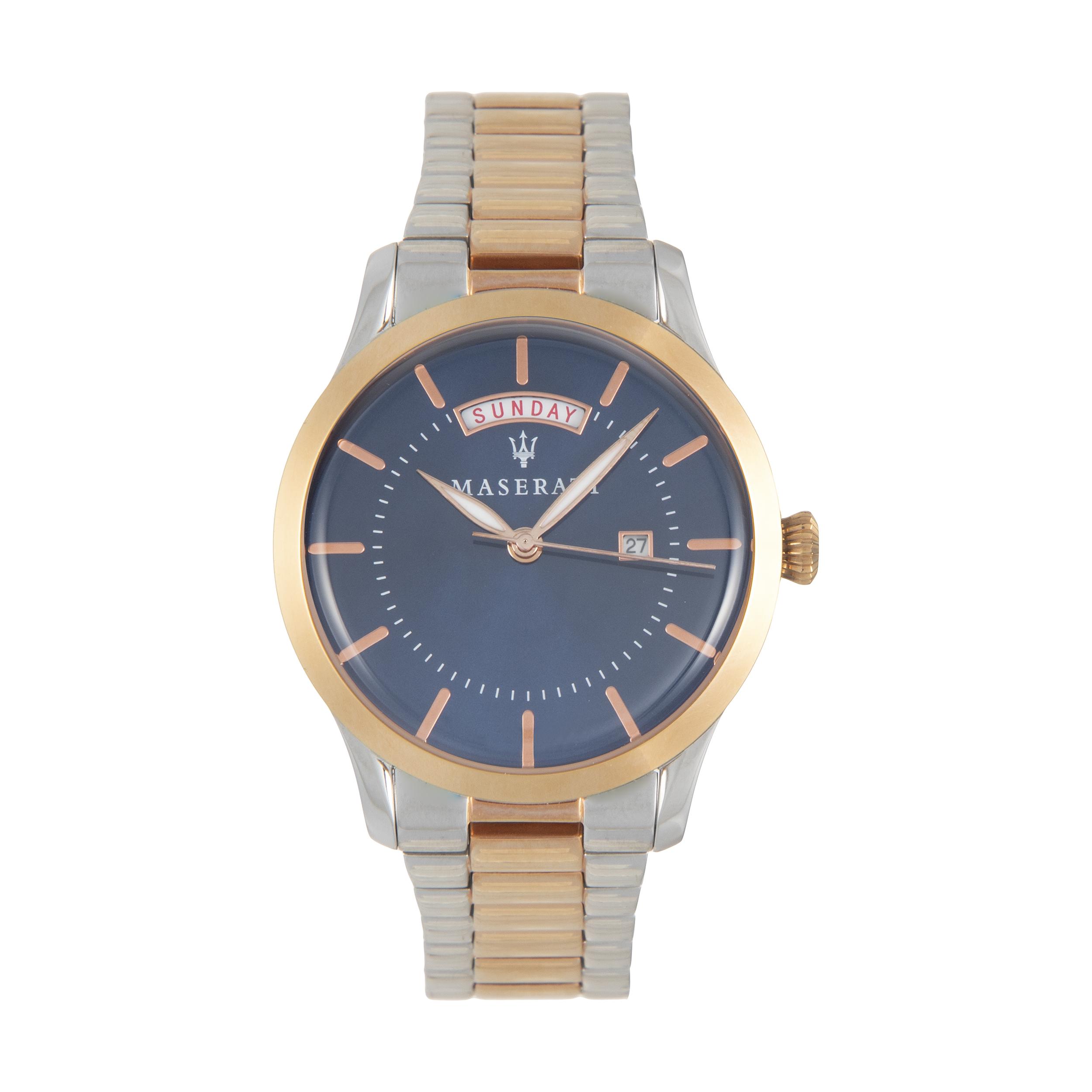 ساعت مچی عقربه ای مردانه مازراتی مدل R8853125001
