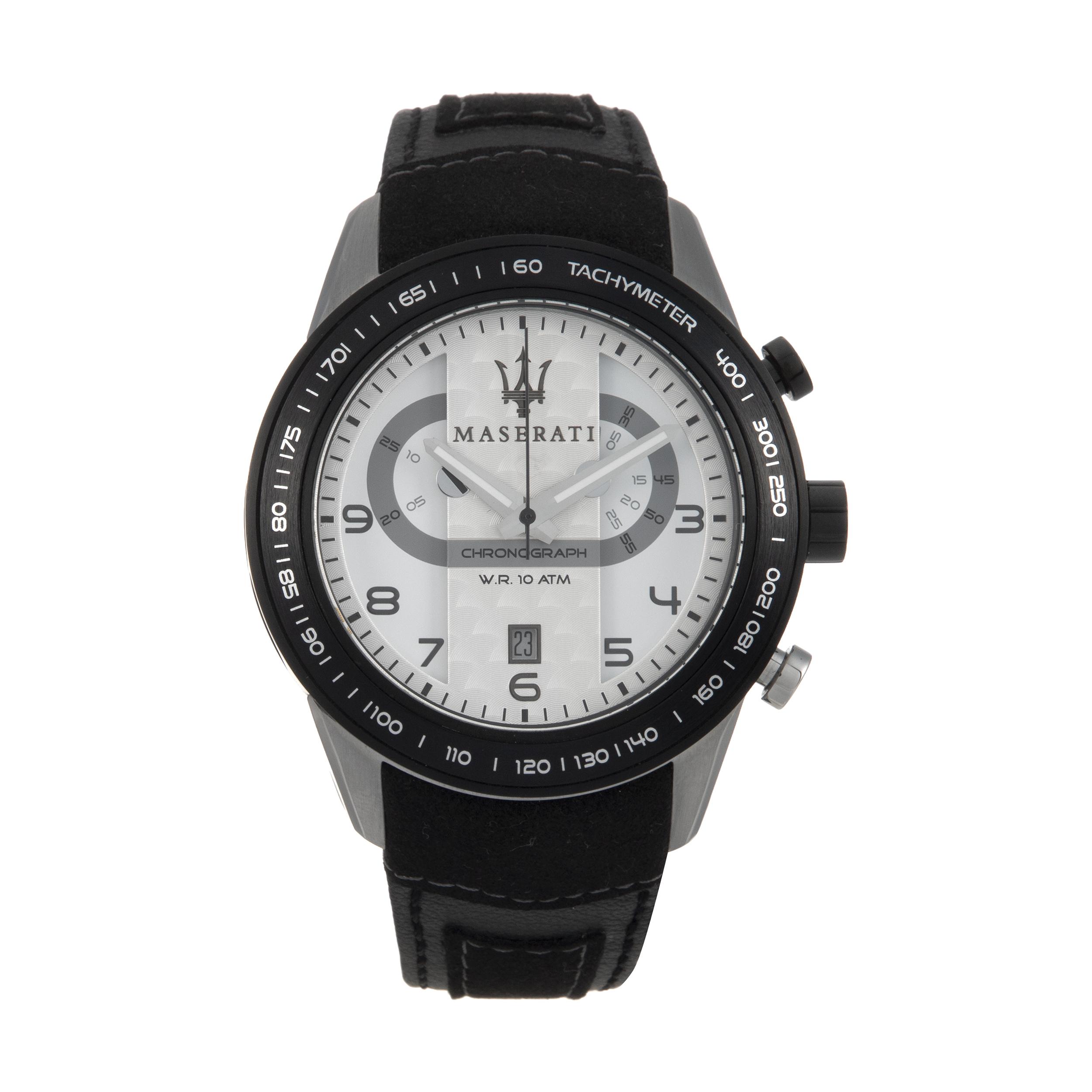 ساعت مچی عقربه ای مردانه مازراتی مدل R8871610001