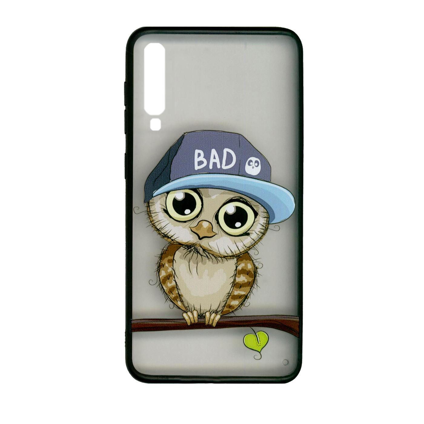 کاور طرح حیوانات کد 8561 مناسب برای گوشی موبایل سامسونگ Galaxy A70