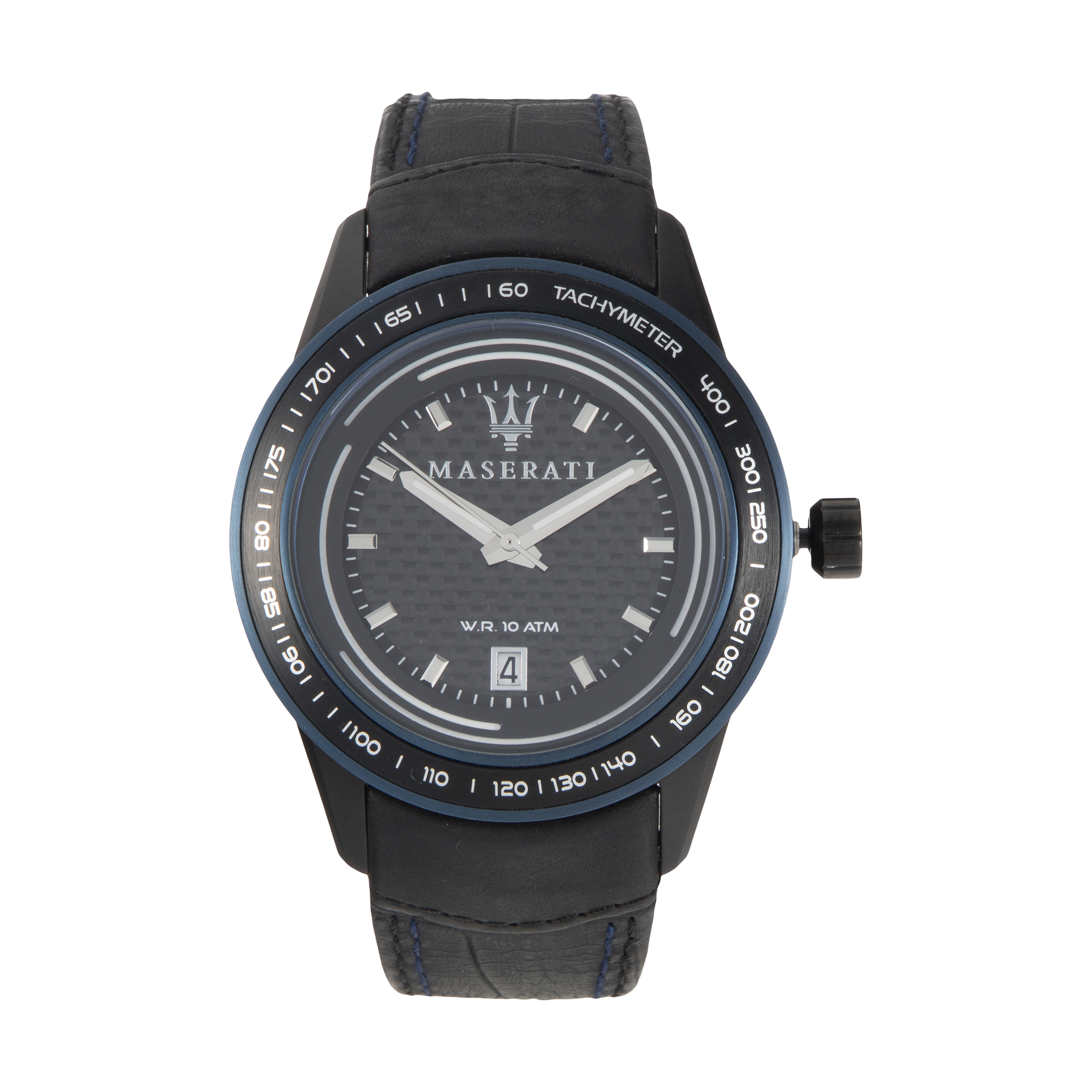 ساعت مچی عقربه ای مردانه مازراتی مدل R8851110003