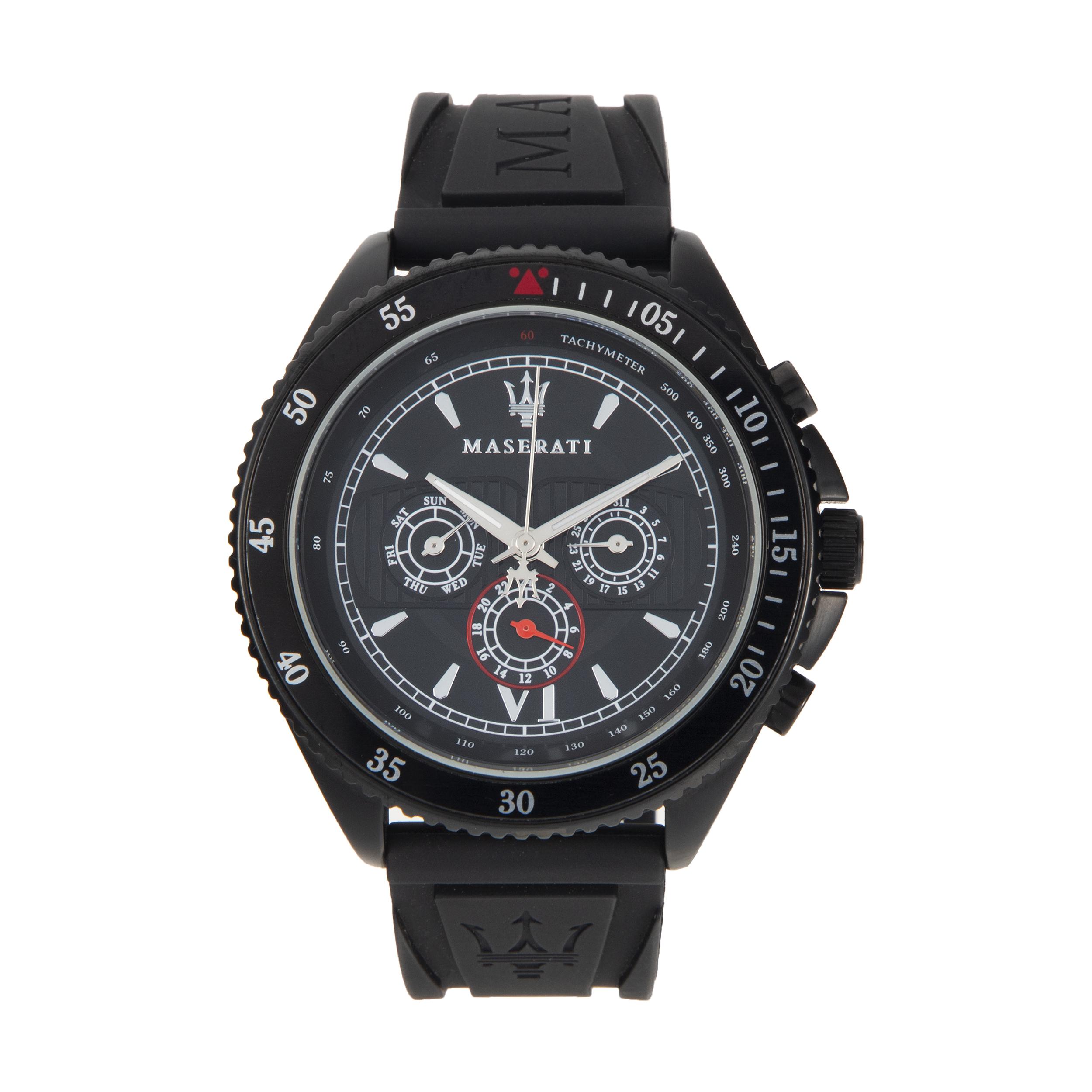ساعت مچی عقربه ای مردانه مازراتی مدل R8851101001