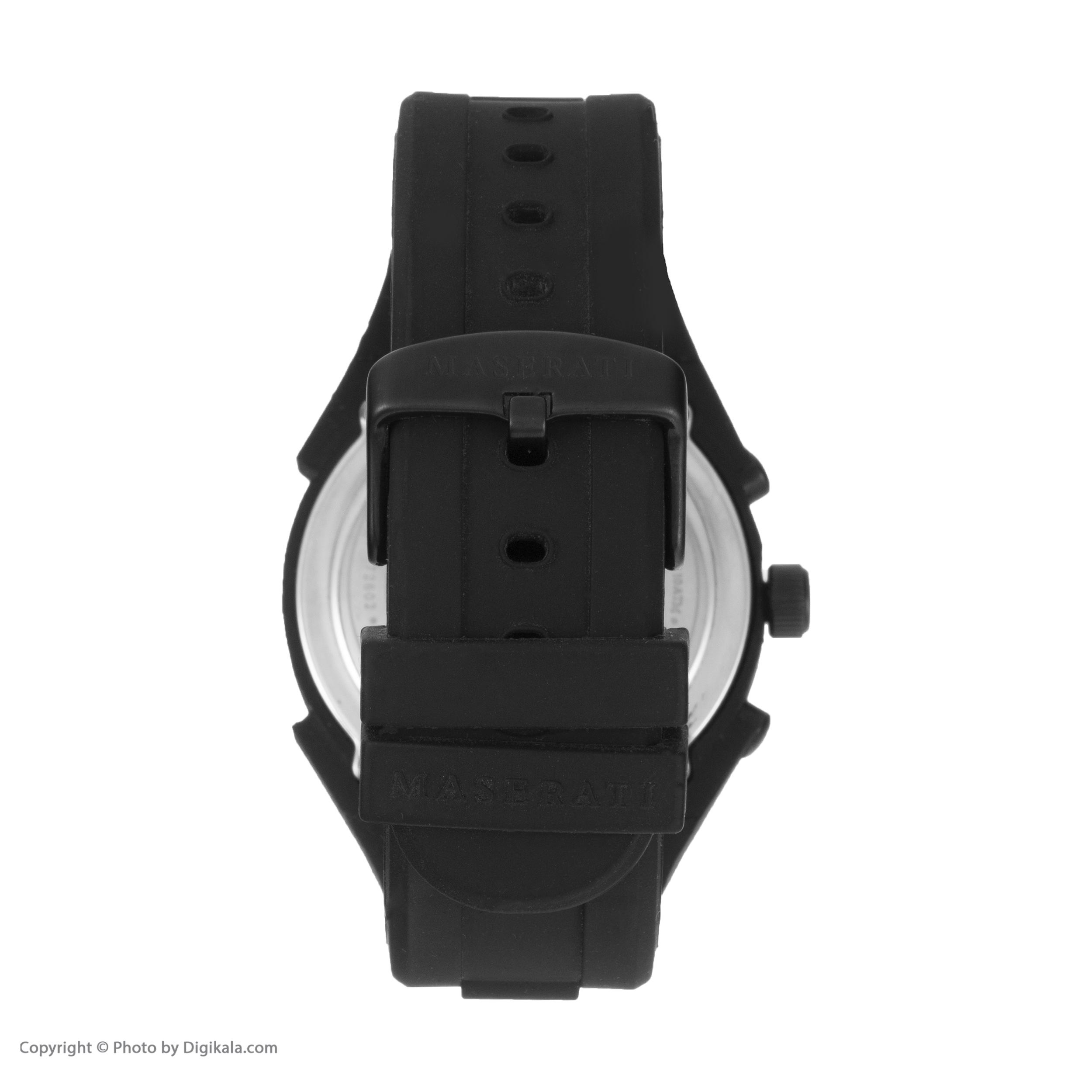 ساعت مچی  مردانه مازراتی مدل R8851115007              اصل