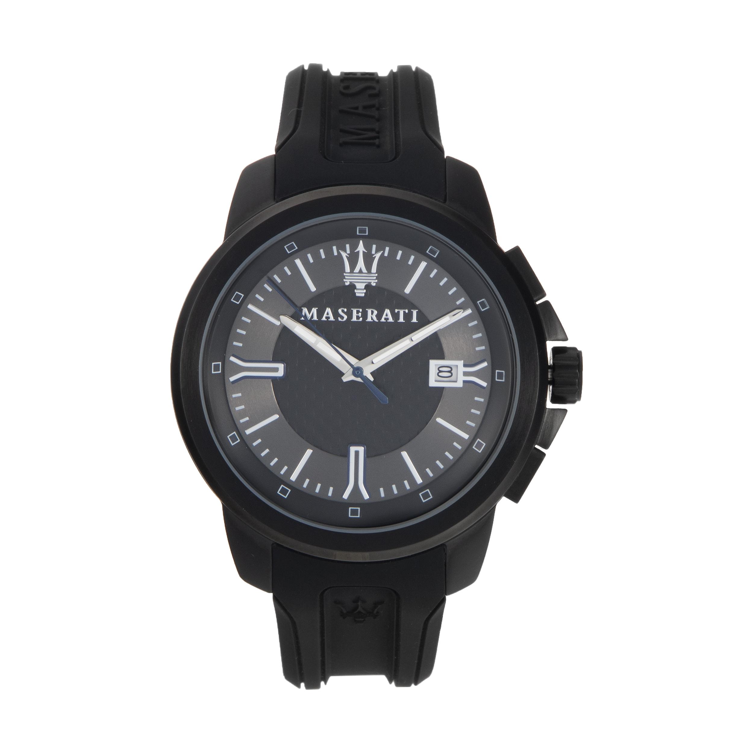 ساعت مچی عقربه ای مردانه مازراتی مدل R8851123004