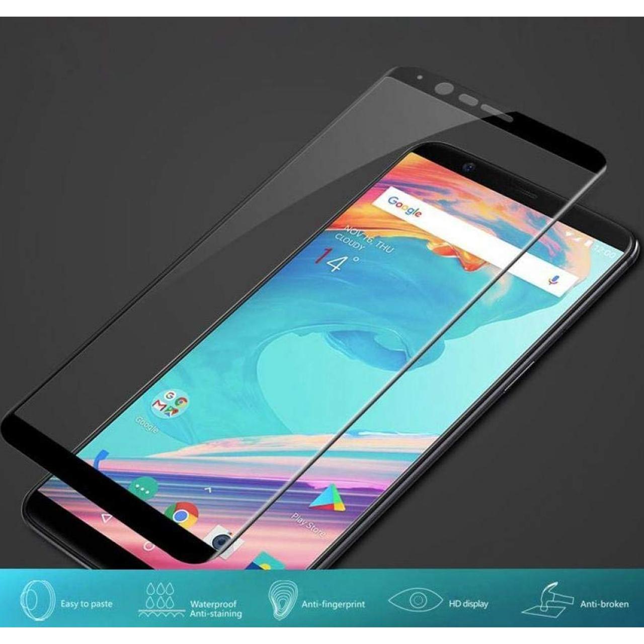 محافظ صفحه نمایش 9D ایبیزا مدل IBI_3 مناسب برای گوشی موبایل وان پلاس 5T بسته سه عددی