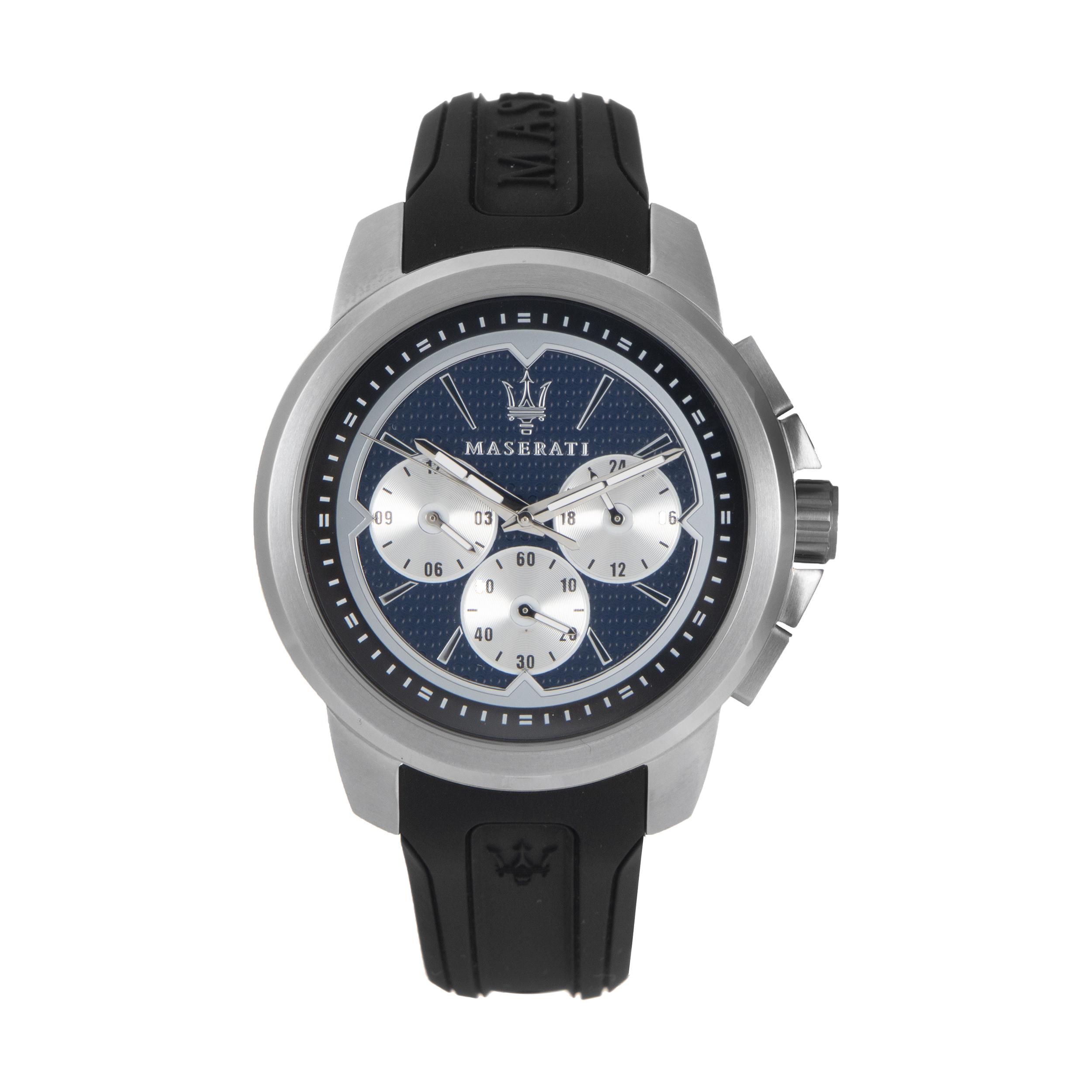 ساعت مچی عقربه ای مردانه مازراتی مدل R8851123002