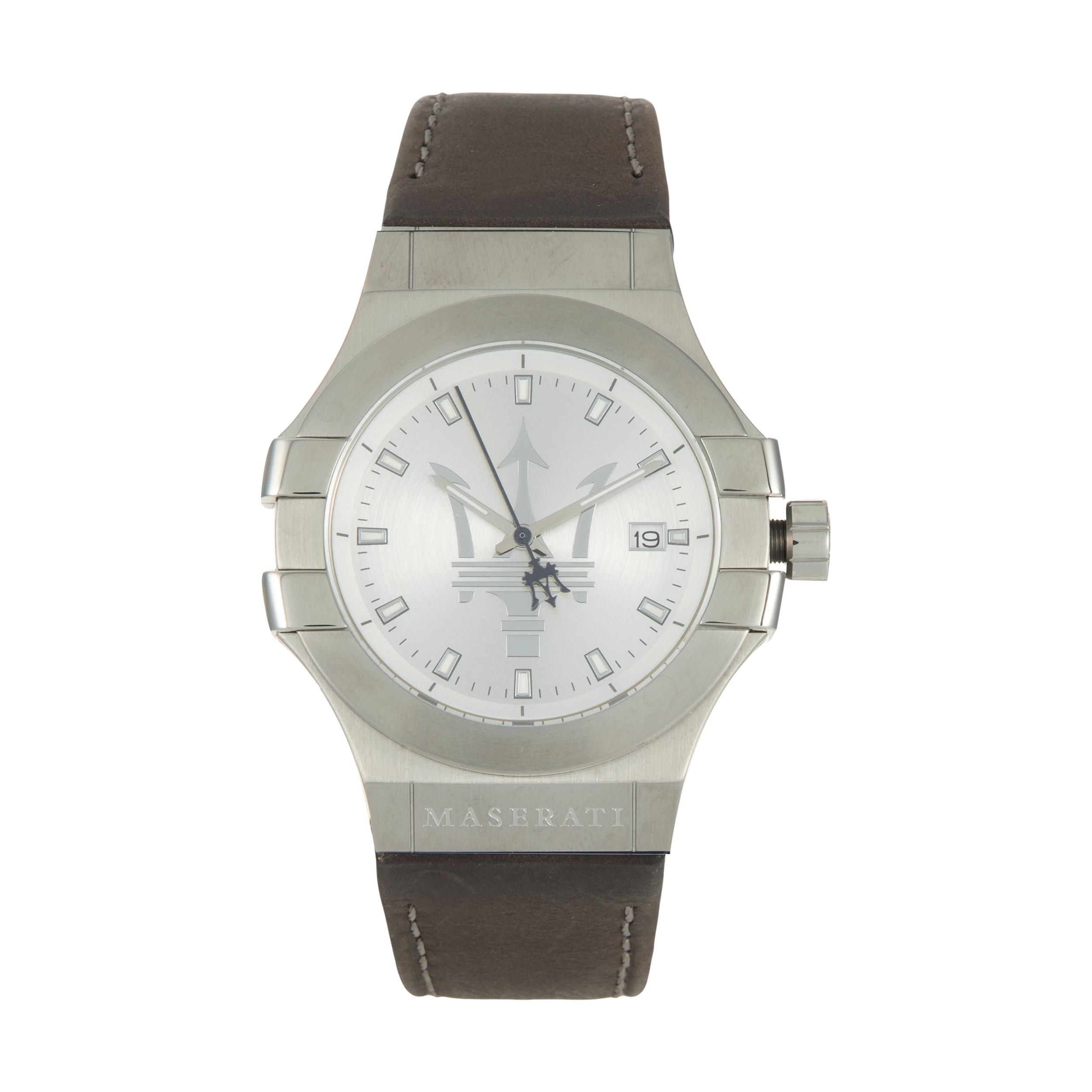 ساعت مچی عقربه ای مردانه مازراتی مدل R8851108018