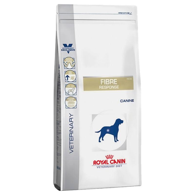 غذای خشک سگ رویال کنین مدل Fiber Response وزن 2 کیلوگرم