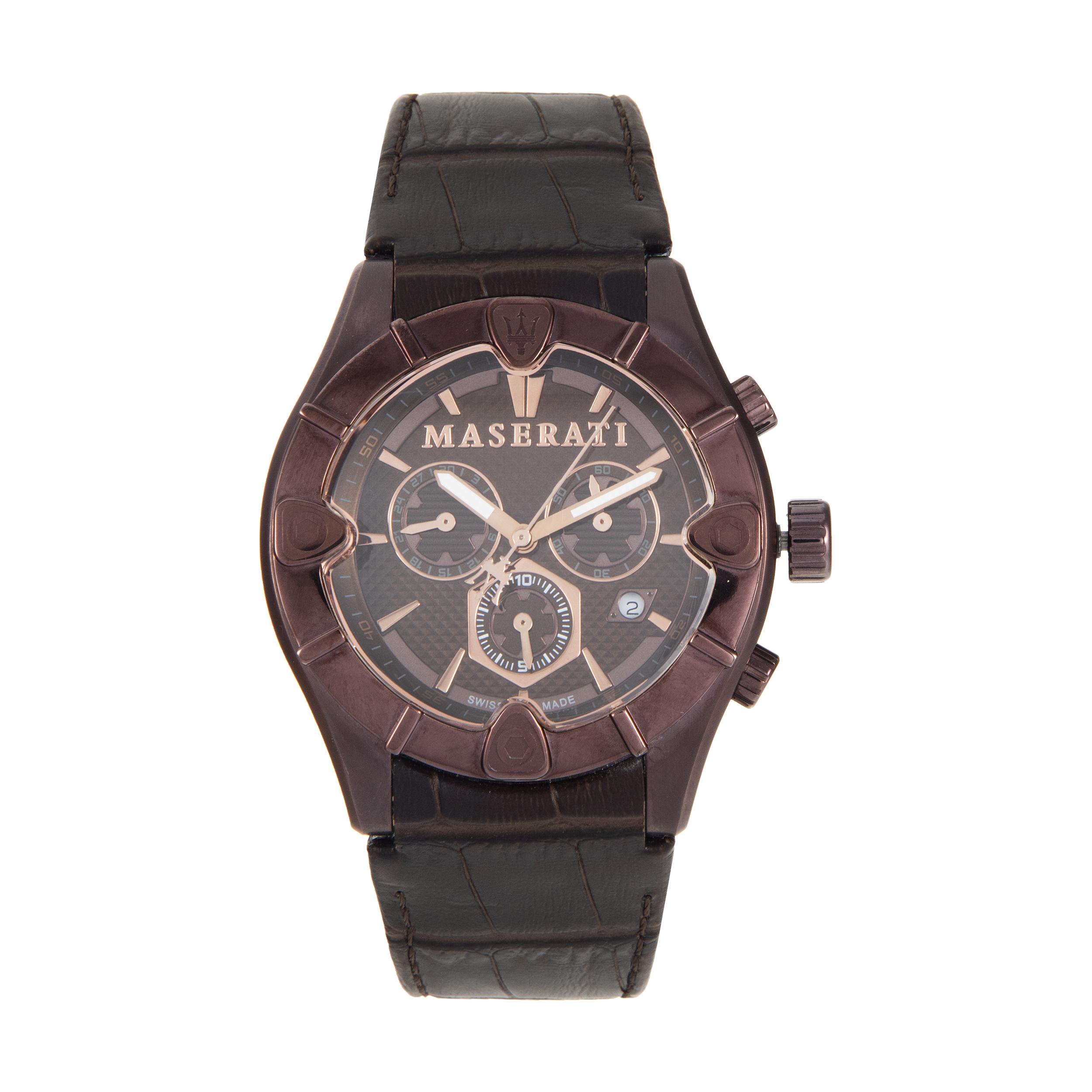 ساعت مچی عقربه ای مردانه مازراتی مدل R8871611001