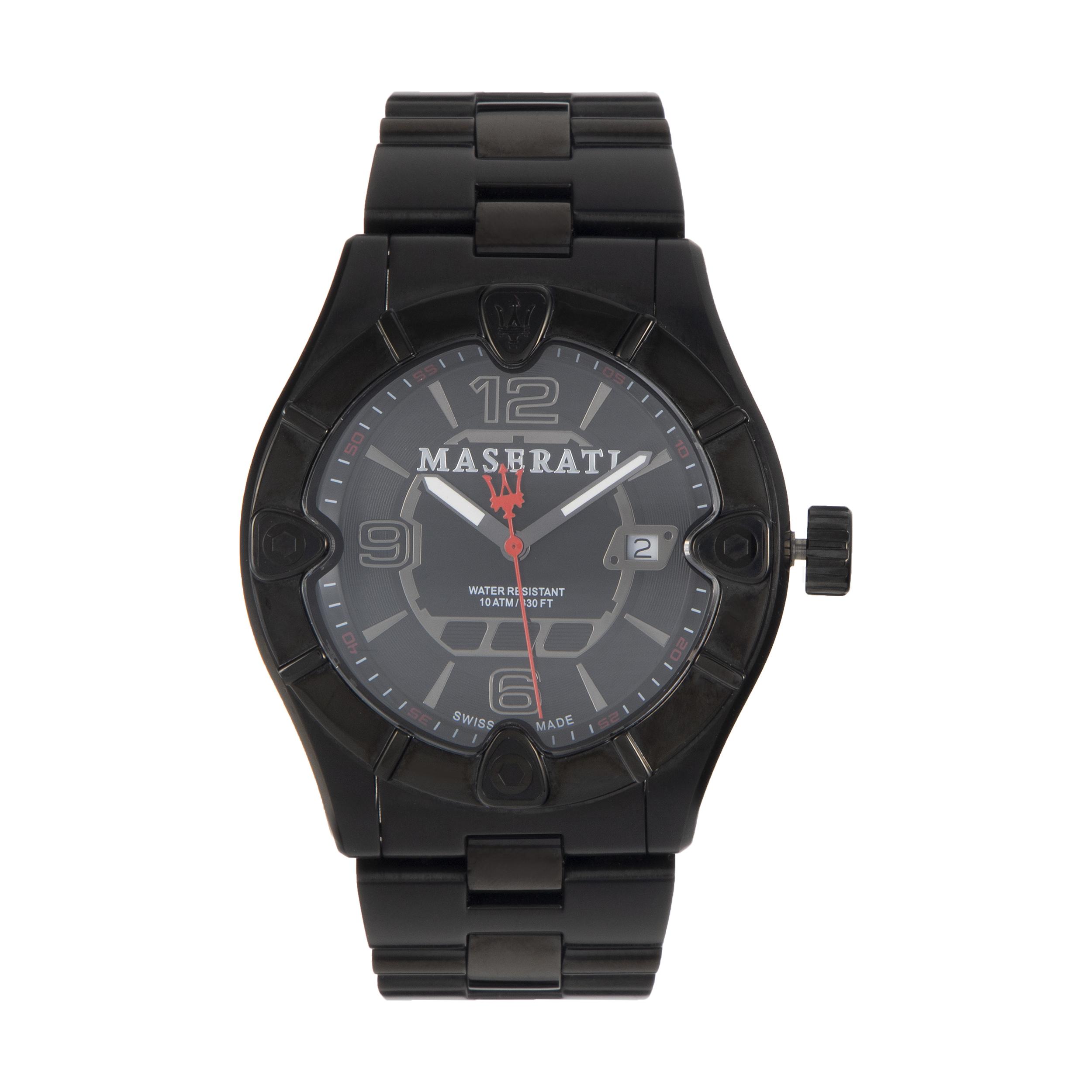 ساعت مچی عقربه ای مردانه مازراتی مدل R8853111001