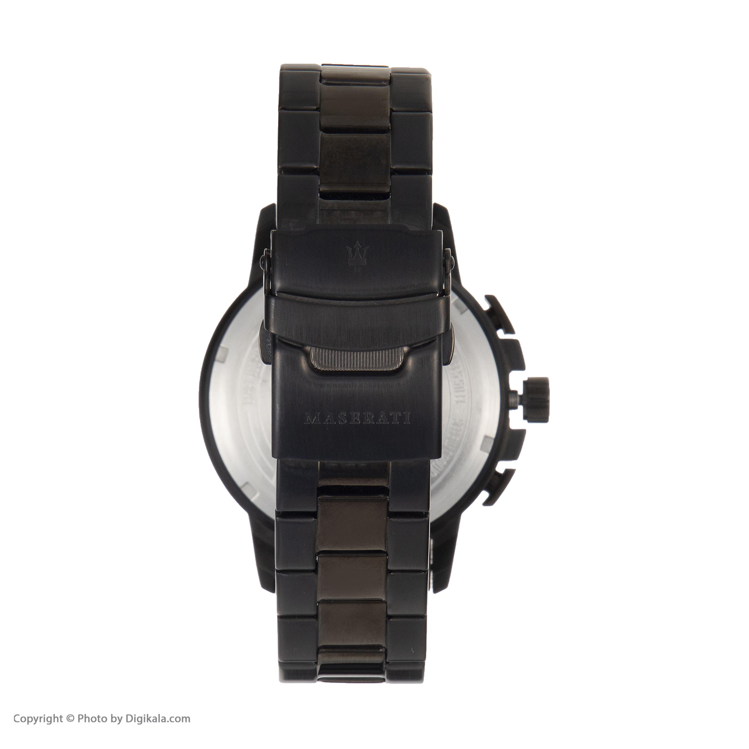 خرید                      ساعت مچی عقربه ای مردانه مازراتی مدل R8873619001