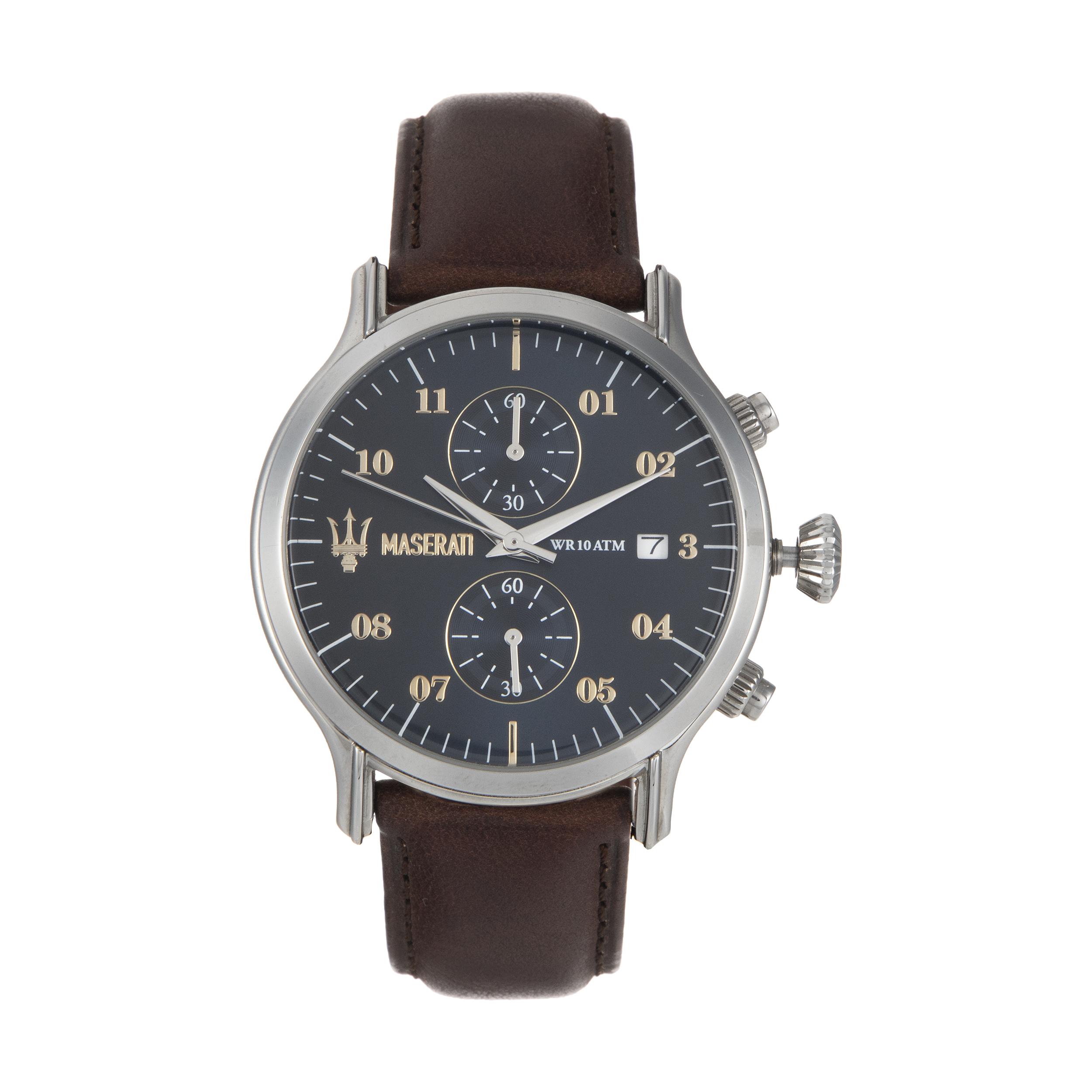 ساعت مچی عقربه ای مردانه مازراتی مدل R8871618001