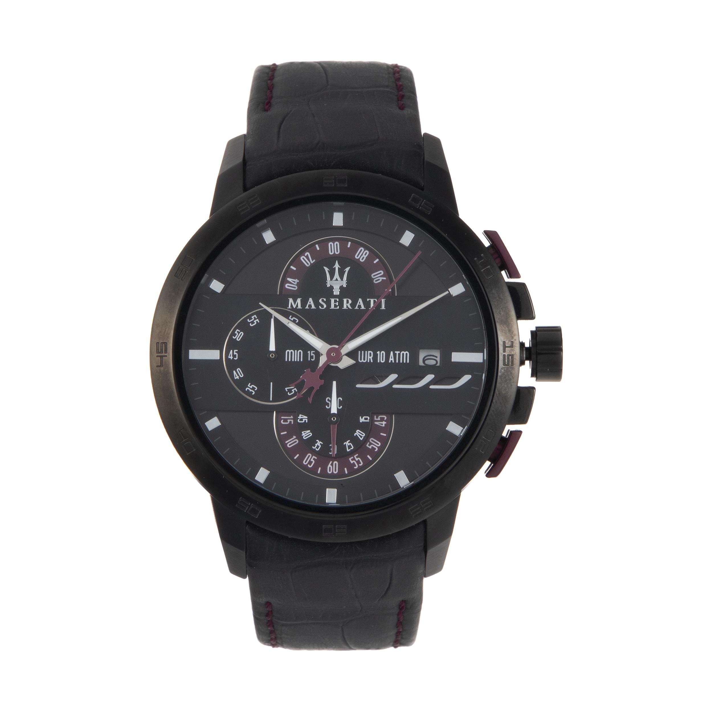 ساعت مچی عقربه ای مردانه مازراتی مدل R8871619003
