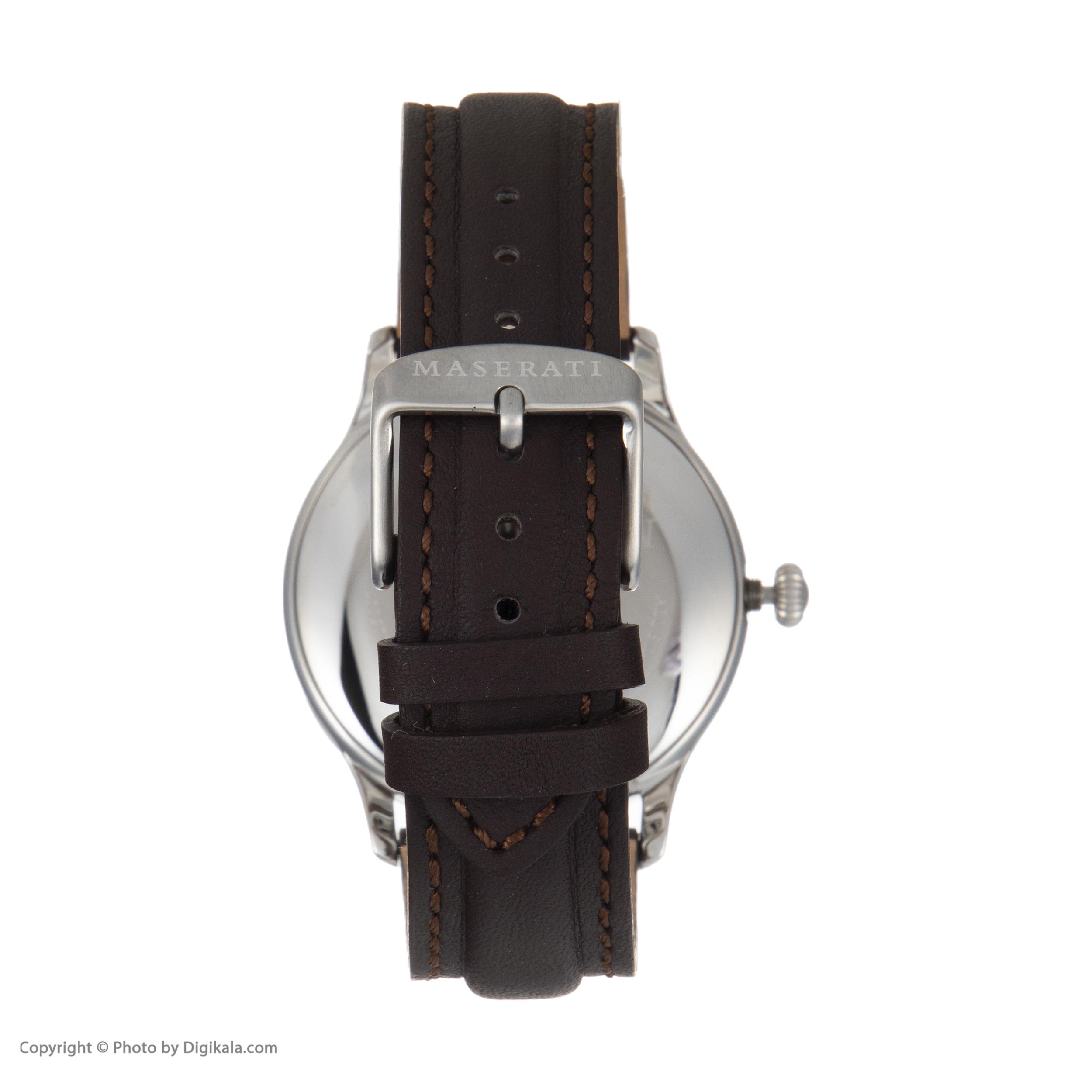 خرید                      ساعت مچی عقربه ای مردانه مازراتی مدل R8851125007