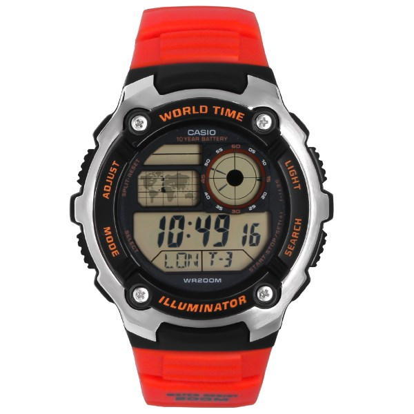 ساعت مچی دیجیتال مردانه کاسیو مدل ae-2100w-4avdf              قیمت