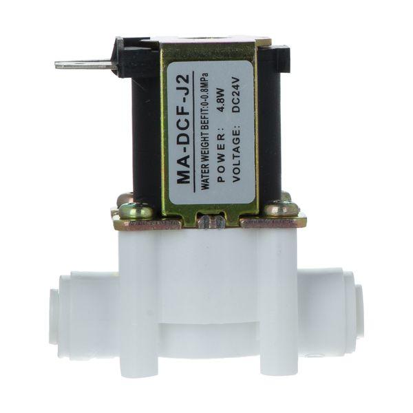 شیر برقی دستگاه تصفیه کننده آب مدل MA-DCF-J2