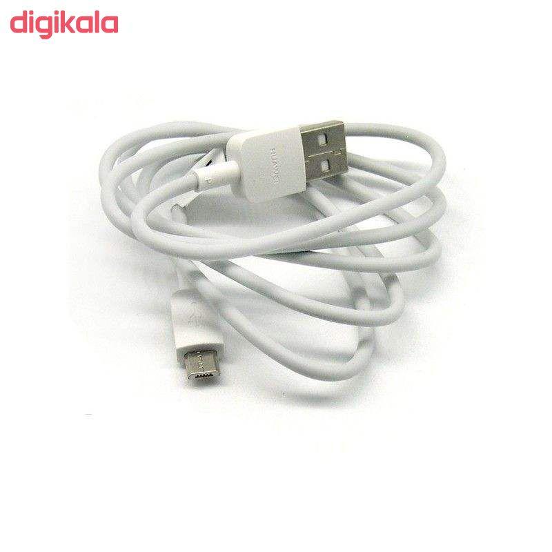 کابل تبدیل USB به microUSB هوآوی مدل py0857 طول 1 متر main 1 2