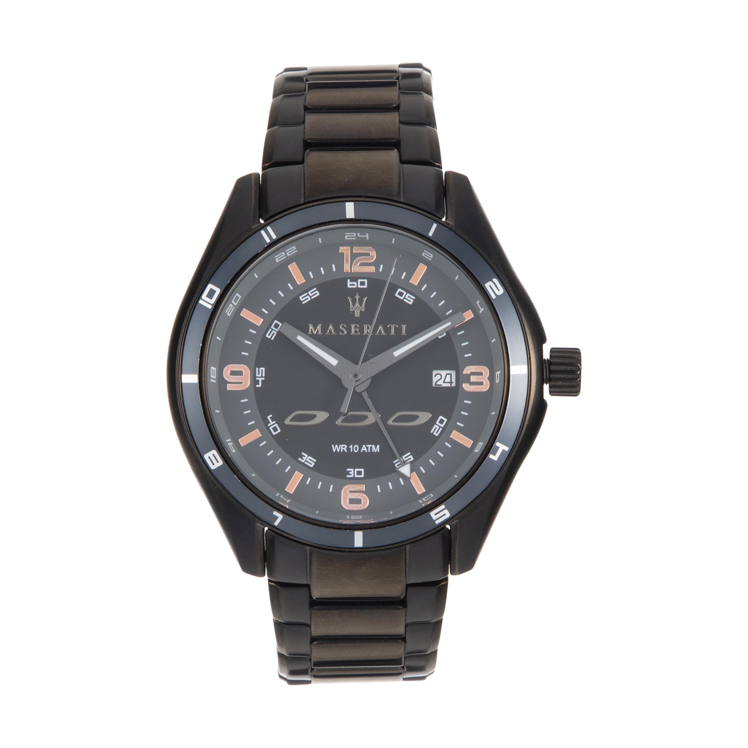 ساعت مچی عقربه ای مردانه مازراتی مدل R8853124001