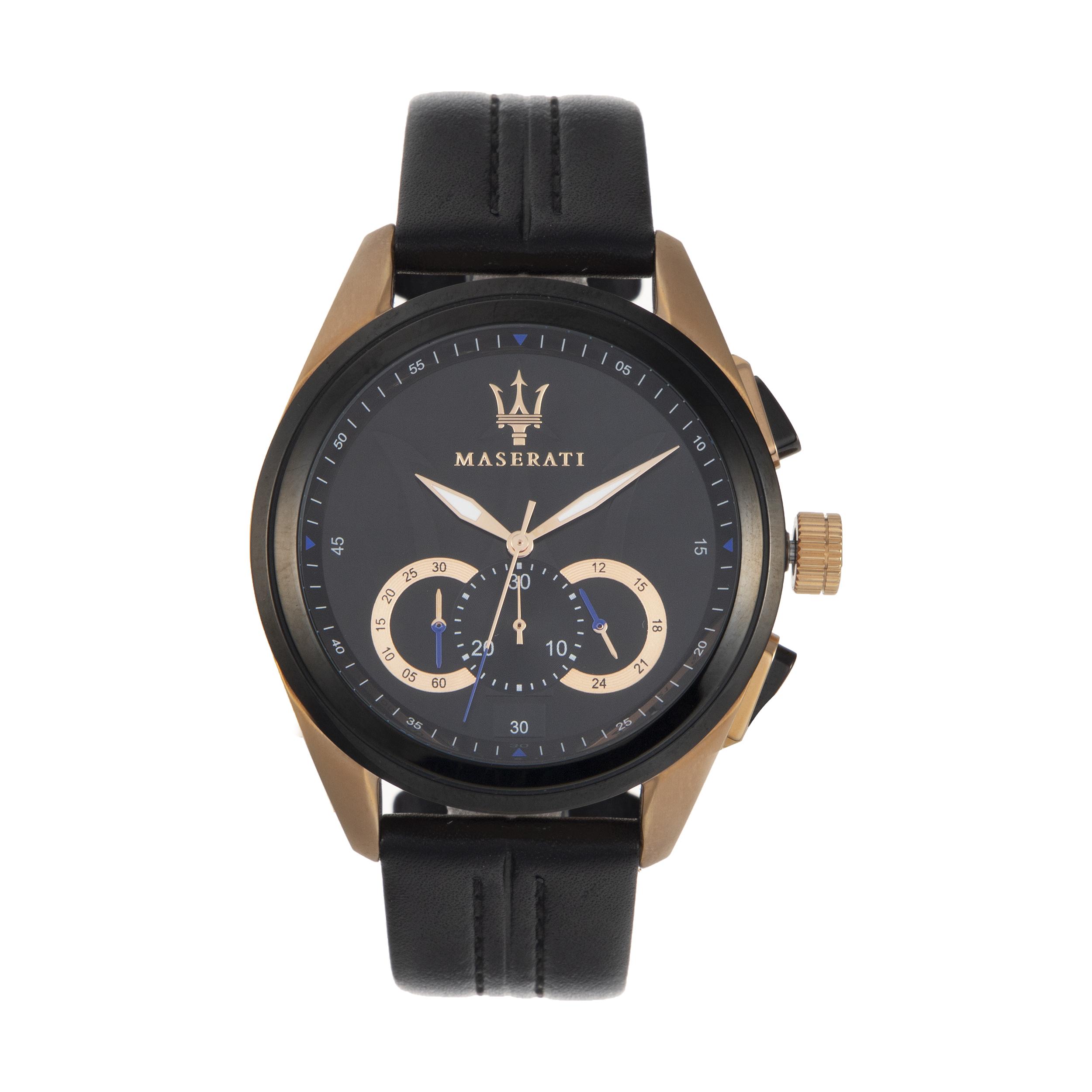ساعت مچی عقربه ای مردانه مازراتی مدل R8871612025