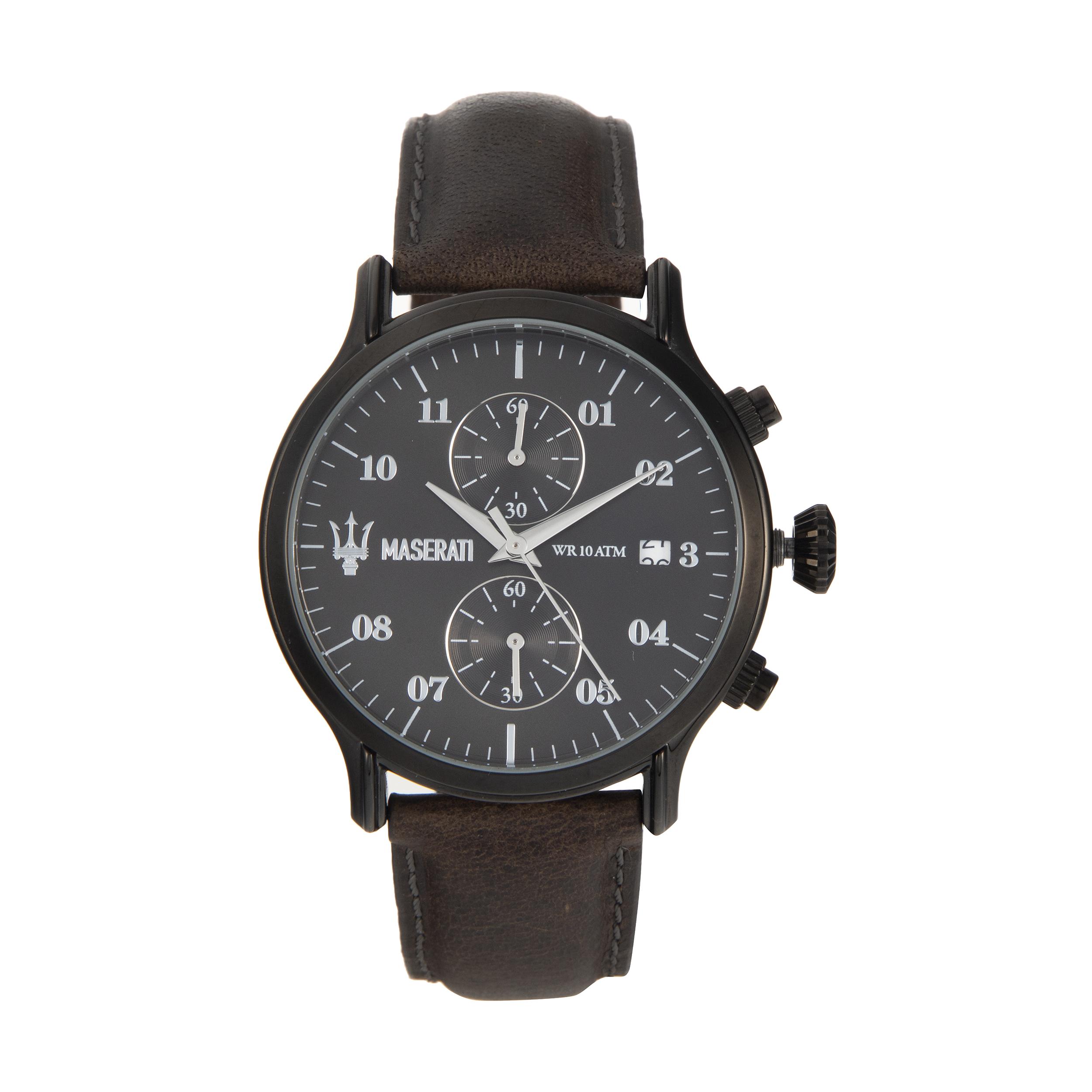 ساعت مچی عقربه ای مردانه مازراتی مدل R8871618002