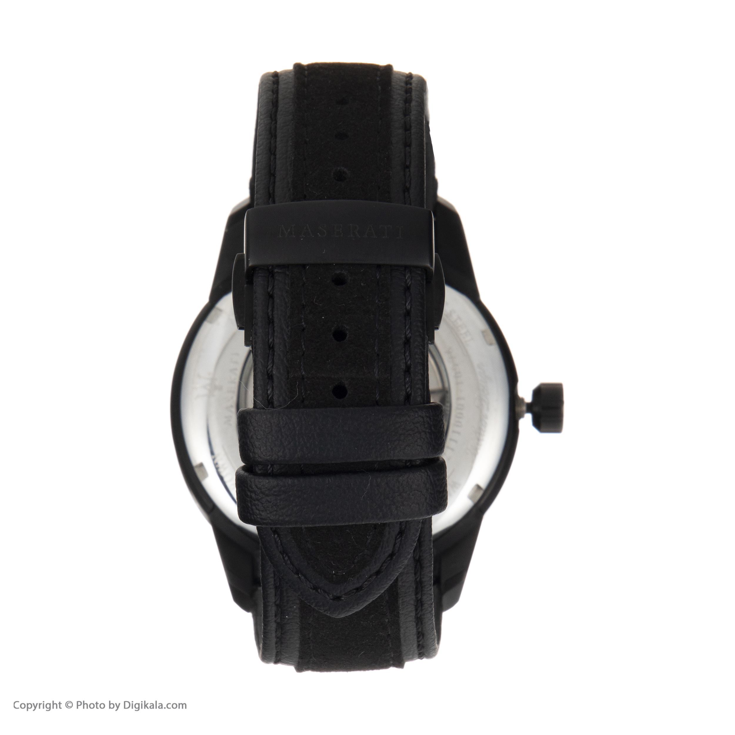خرید                      ساعت مچی عقربه ای مردانه مازراتی مدل R8821110001