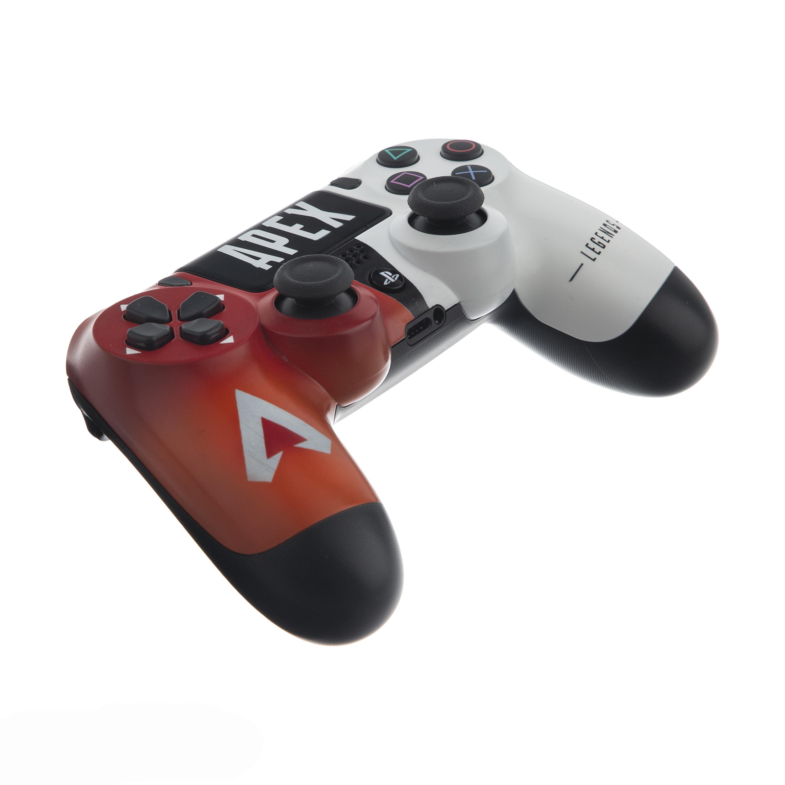 خرید اینترنتی دسته بازی پلی استیشن 4 سونی مدل DualShock4 طرح APEX اورجینال