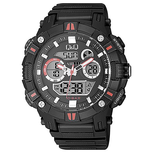 ساعت مچی دیجیتال مردانه کیو اند کیو مدل GW88J003Y