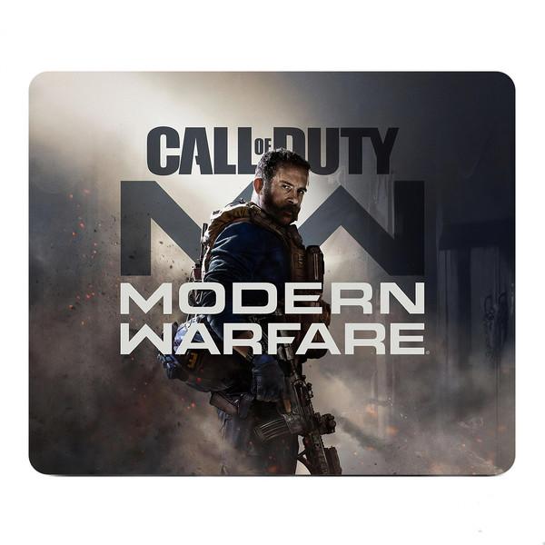 ماوس پد مدل B11 طرح بازی Call of Duty: Modern Warfare